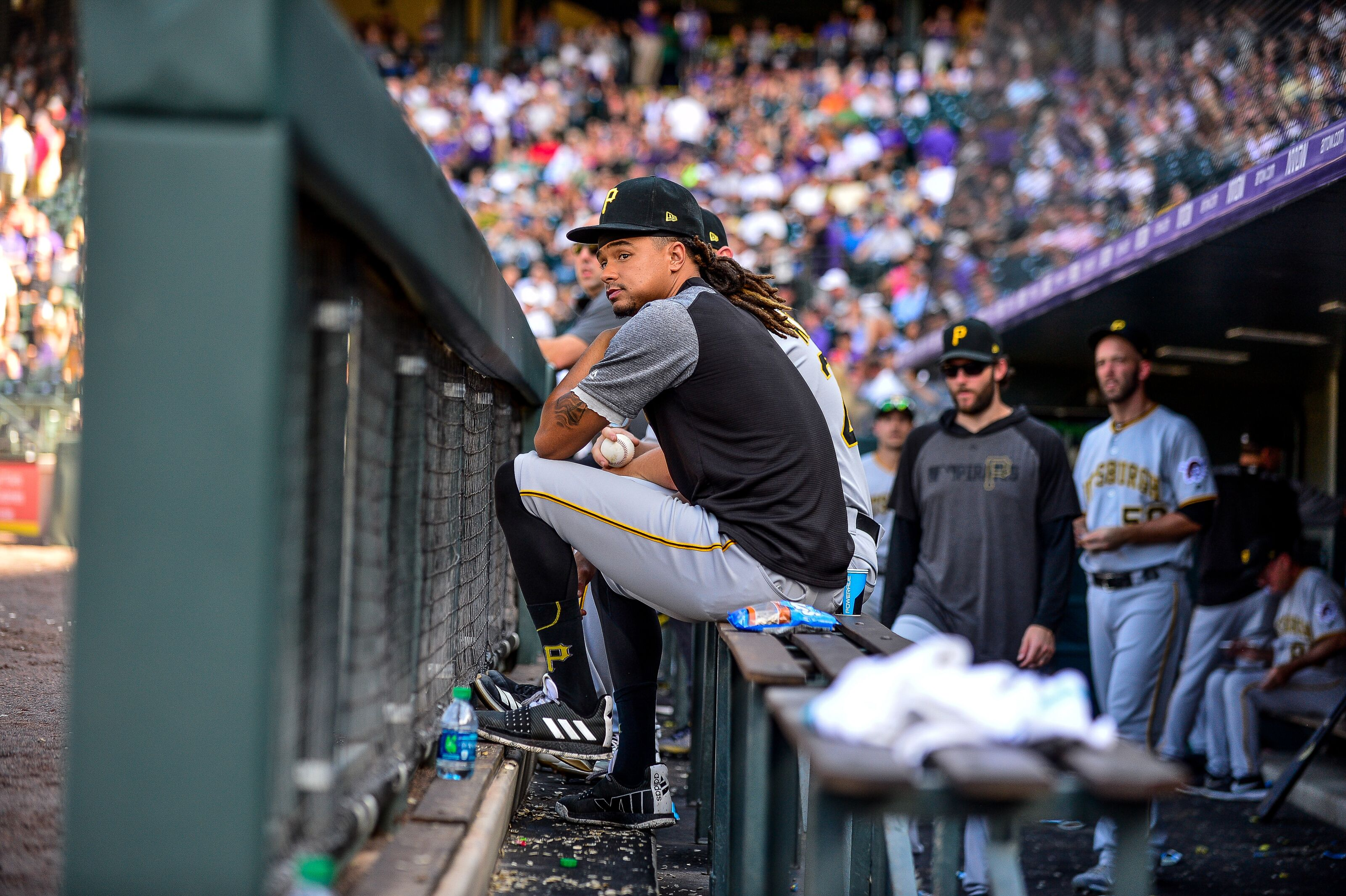 Pittsburgh Pirates to shut down Chris Archer for rest of season
