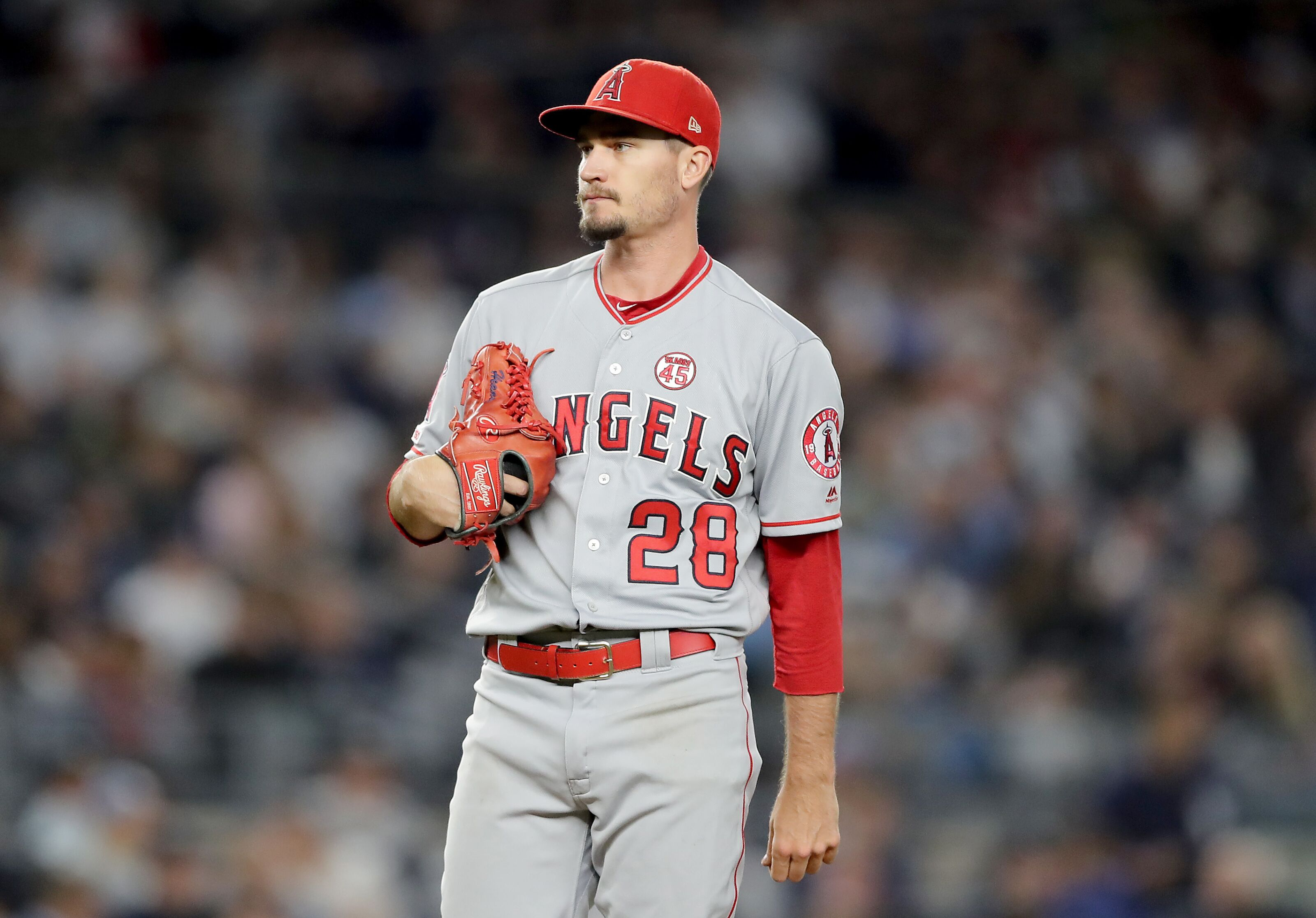 Los Angeles Angels hold dubious pitching distinction