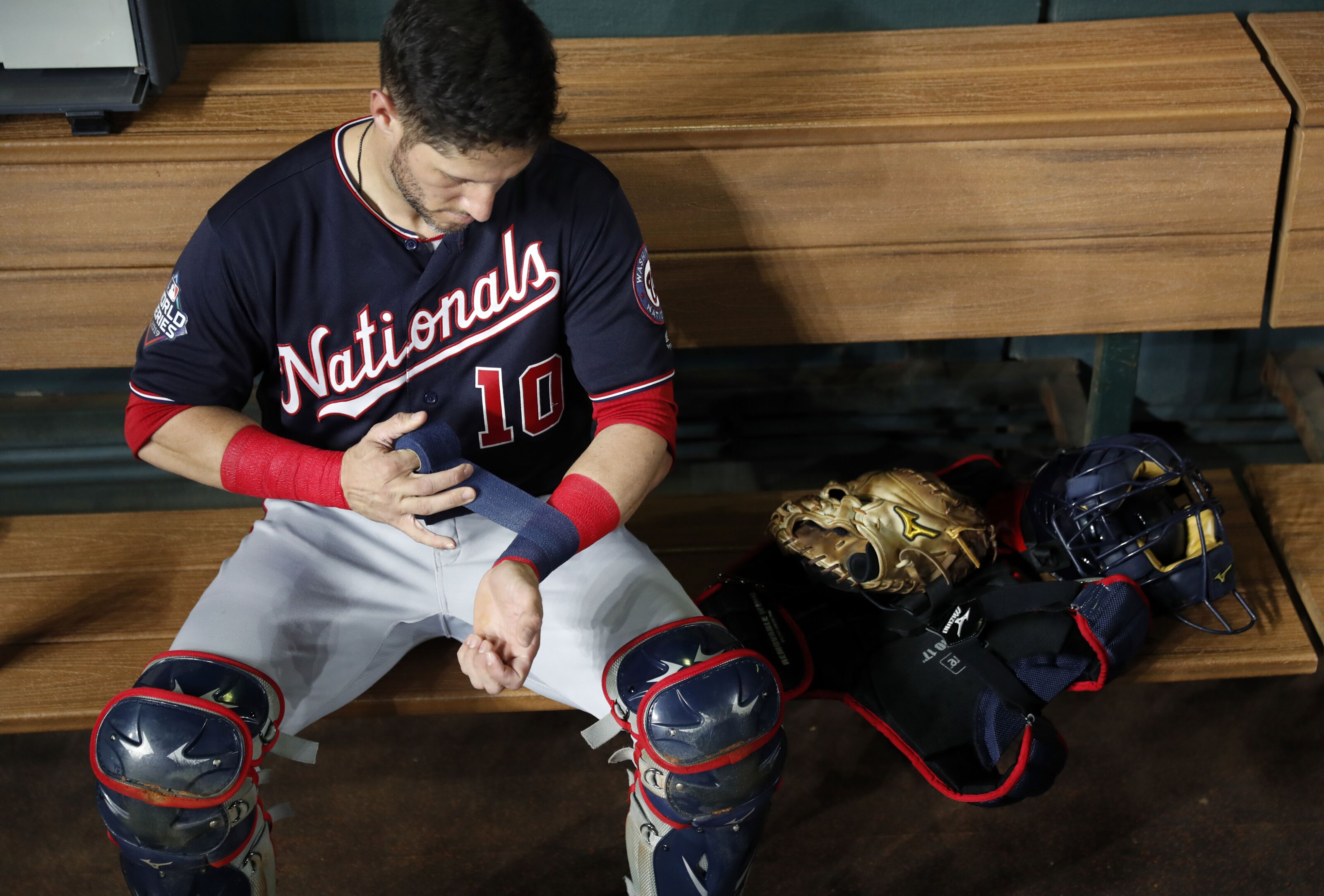 Washington Nationals have continuity with Yan Gomes