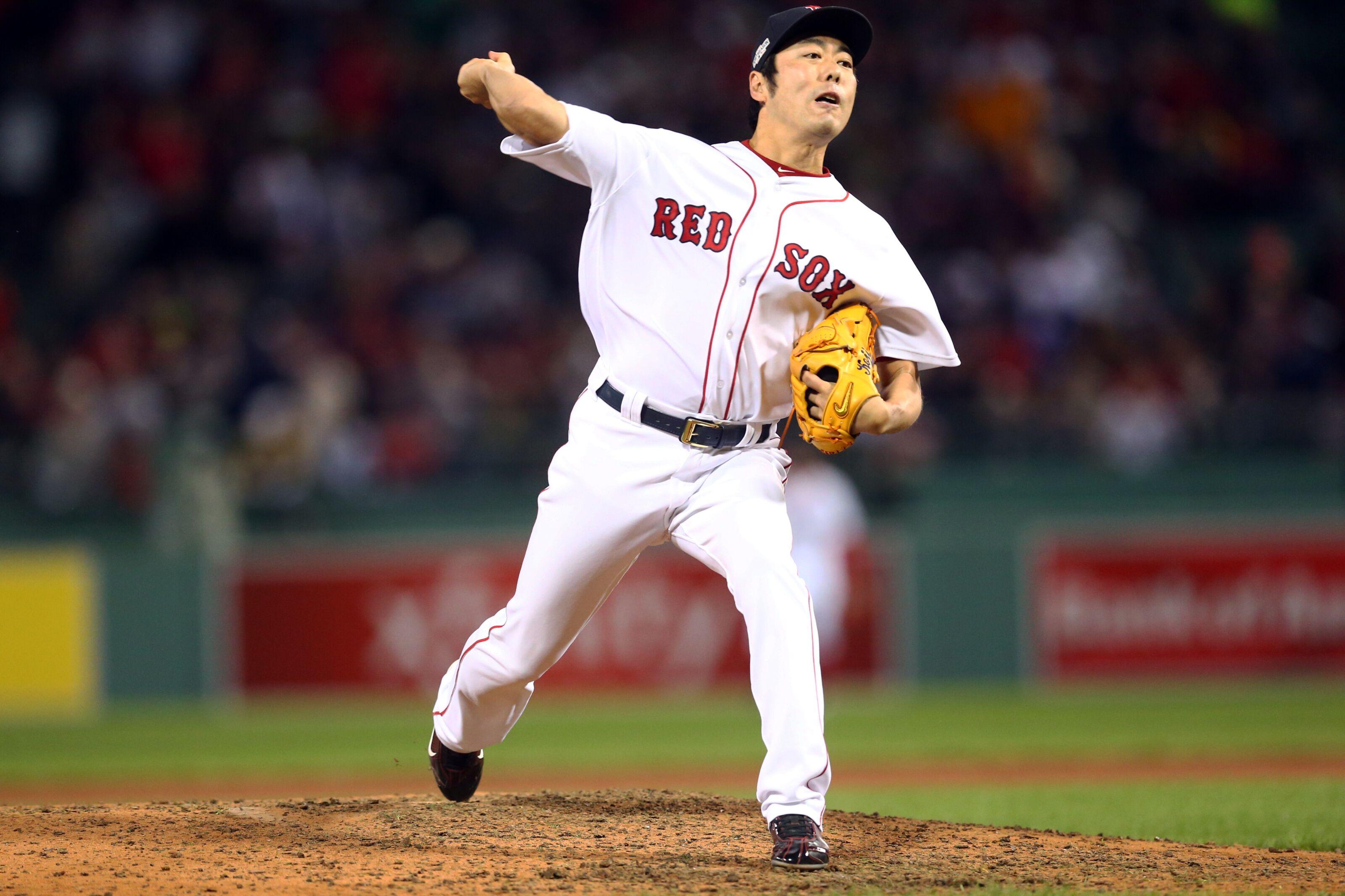 42b7e118bb0 Koji Uehara signs one year deal with Yomiuri Giants