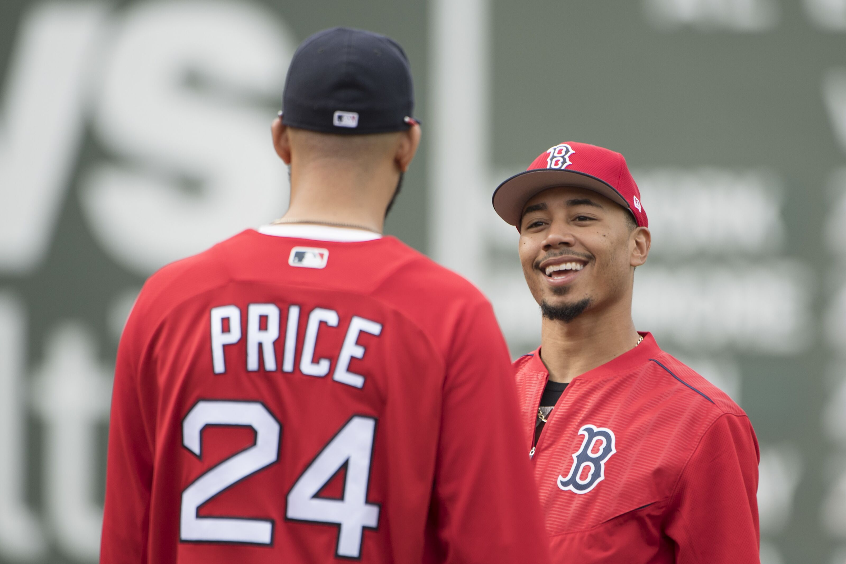 Boston Red Sox: What would a trade package with the Dodgers look like for Mookie Betts?