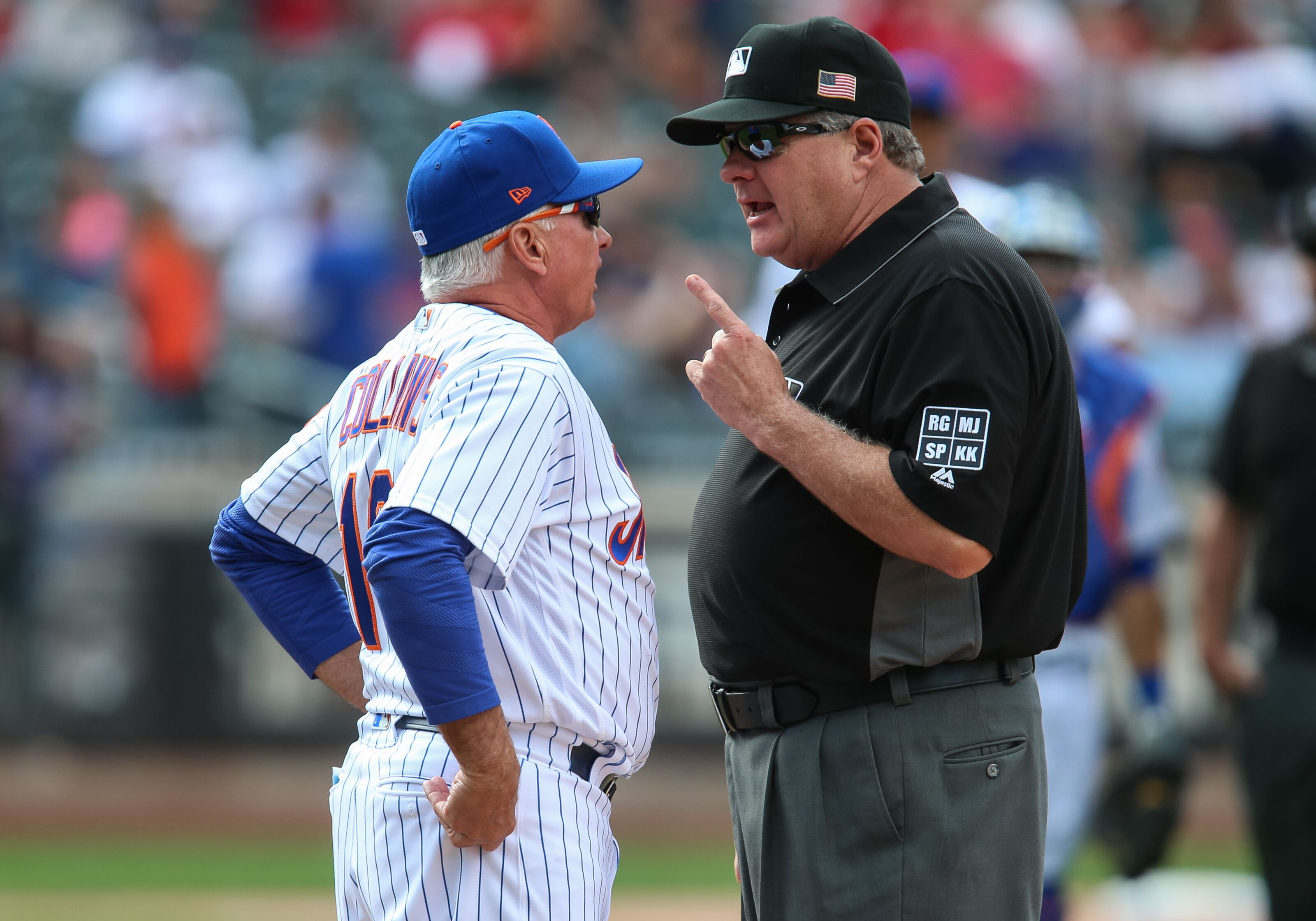 31f23531df6 New York Mets  Terry Collins ejection surfaces as diversion (Video)
