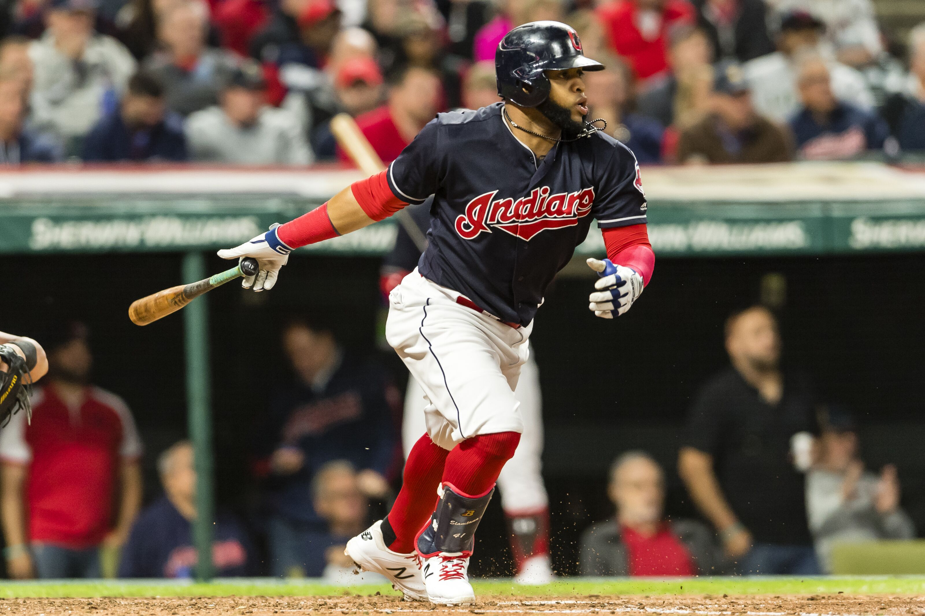Cleveland Indians Take three of four in Target Field Showdown