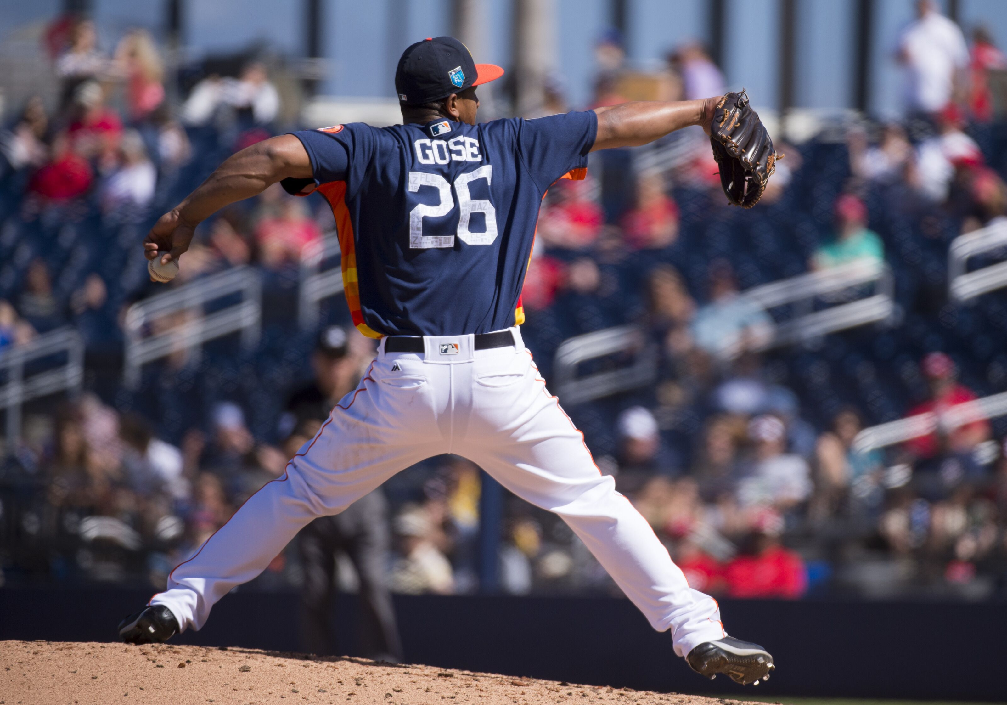 Cleveland Indians continuing transition of Anthony Gose
