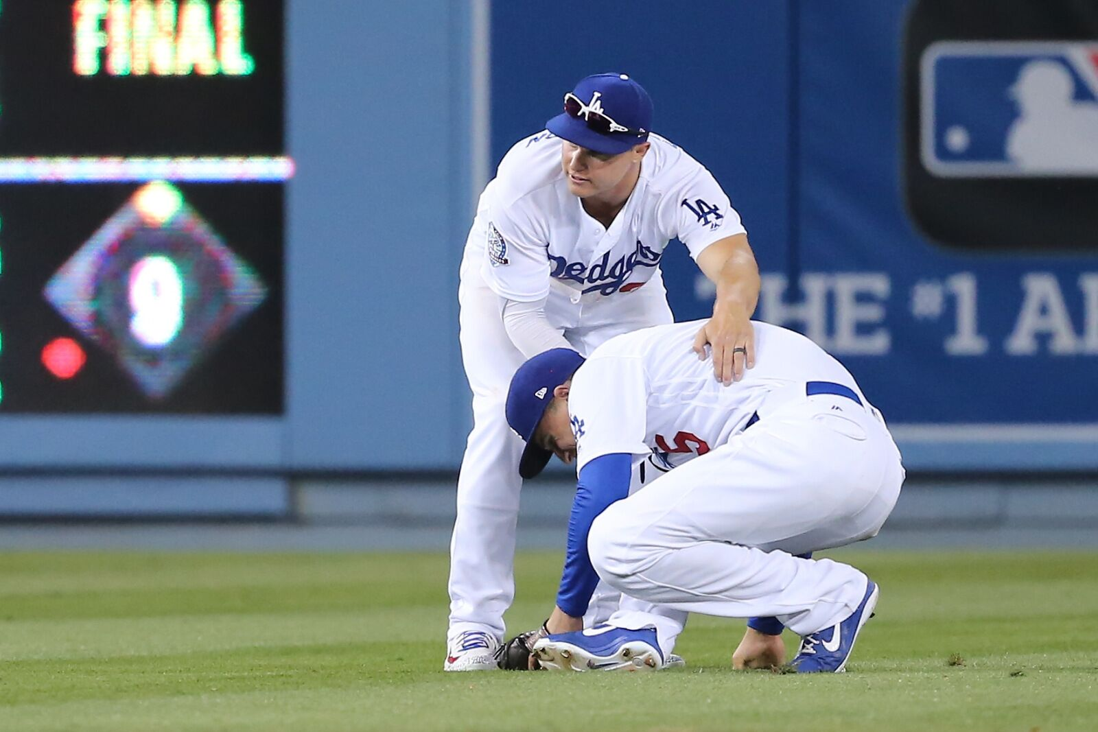 397bda8e5 Los Angeles Dodgers lose Corey Seager for rest of the season
