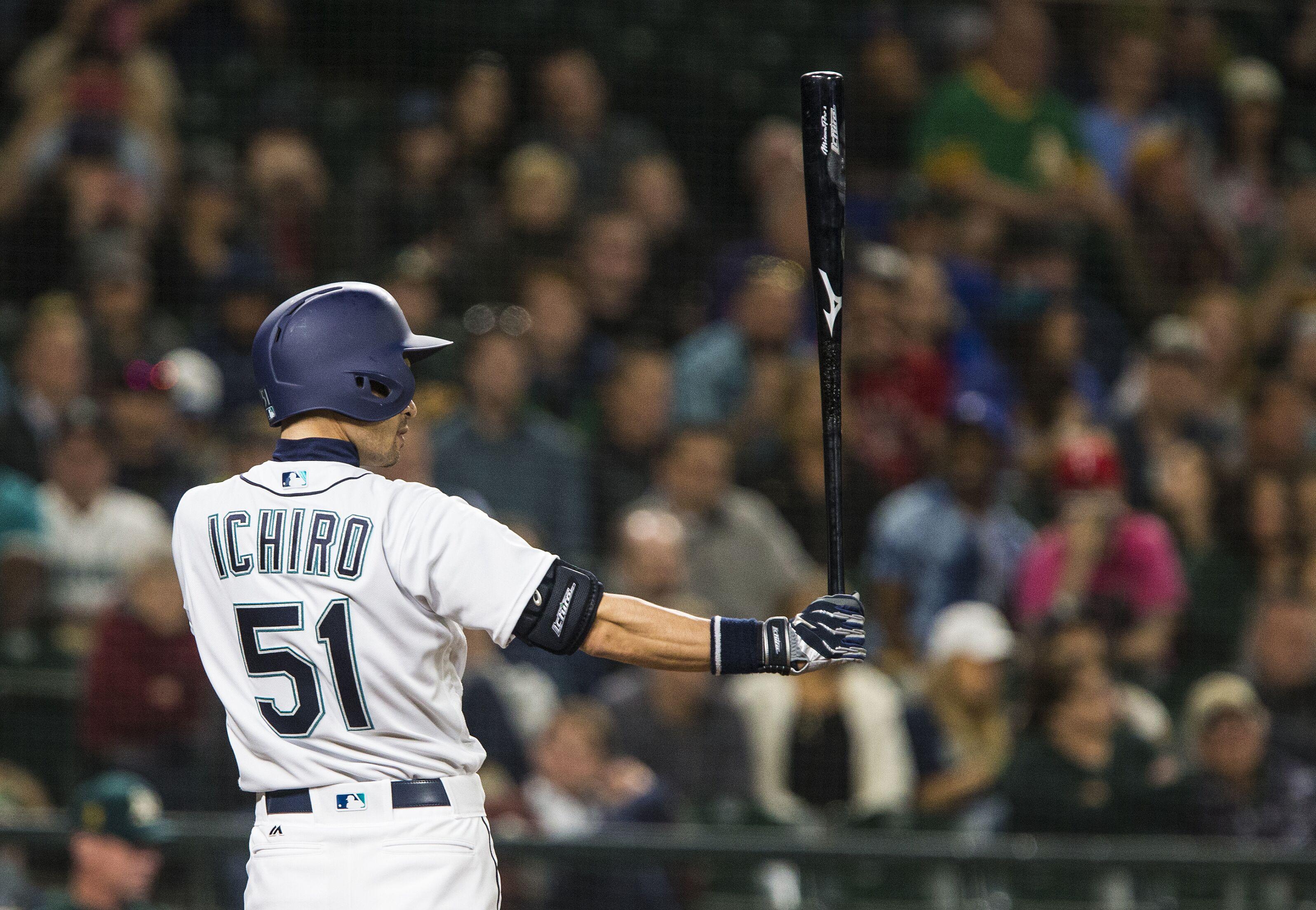 Ichiro Suzuki: Seattle Mariners all-time great rankings