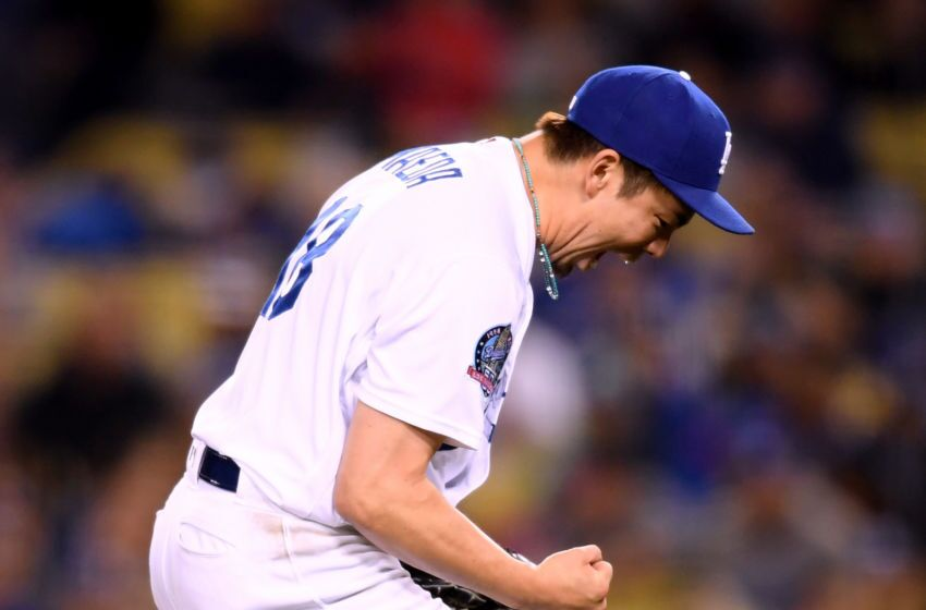 Relief Roundup: Los Angeles Dodgers Kenta Maeda dominates Rockies