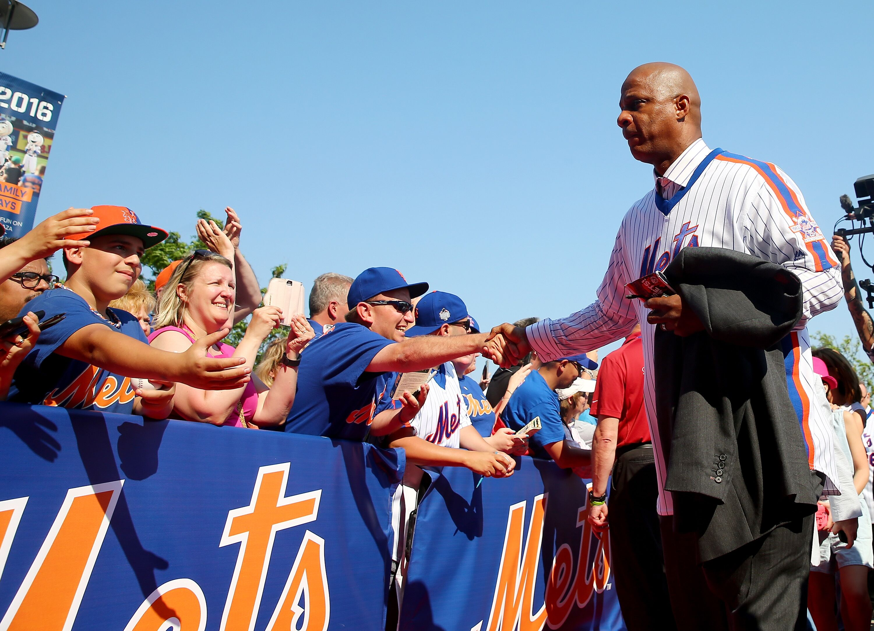 New York Mets: Darryl Strawberry declares end to relationship with team