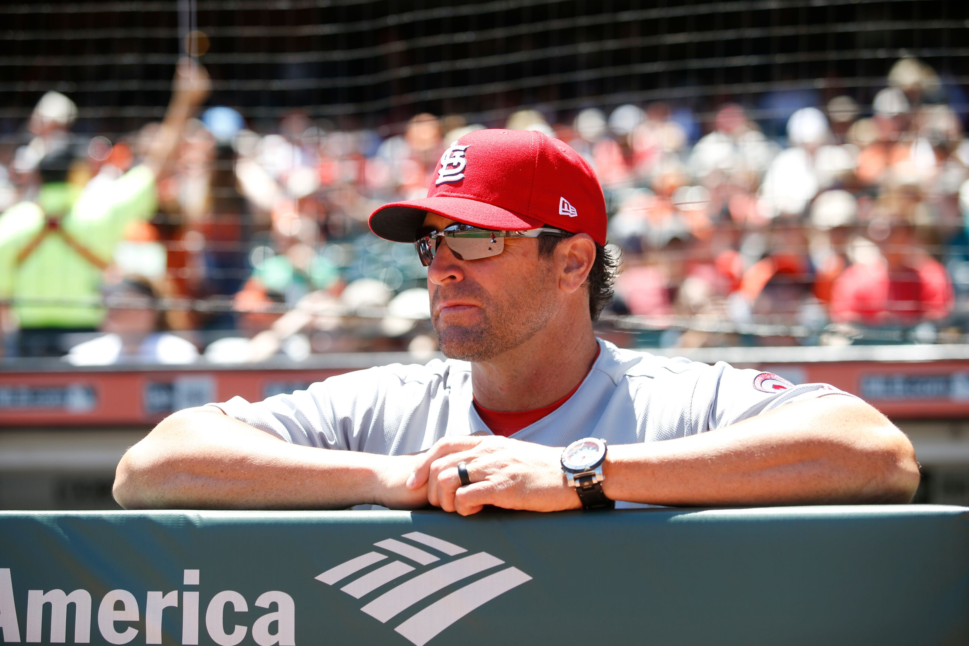 Kansas City Royals may have manager of future in Mike Matheny