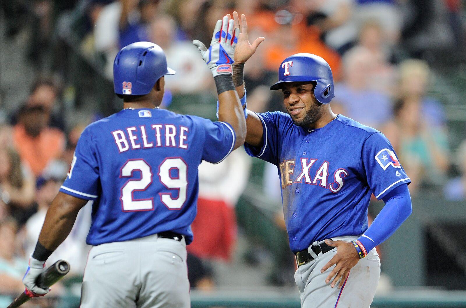 Texas Rangers retiring 29 in honor of Adrian Beltre