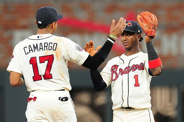 802586571 Atlanta Braves 2017-2018 Top 100 Prospects List  Complete List and Others  To Know