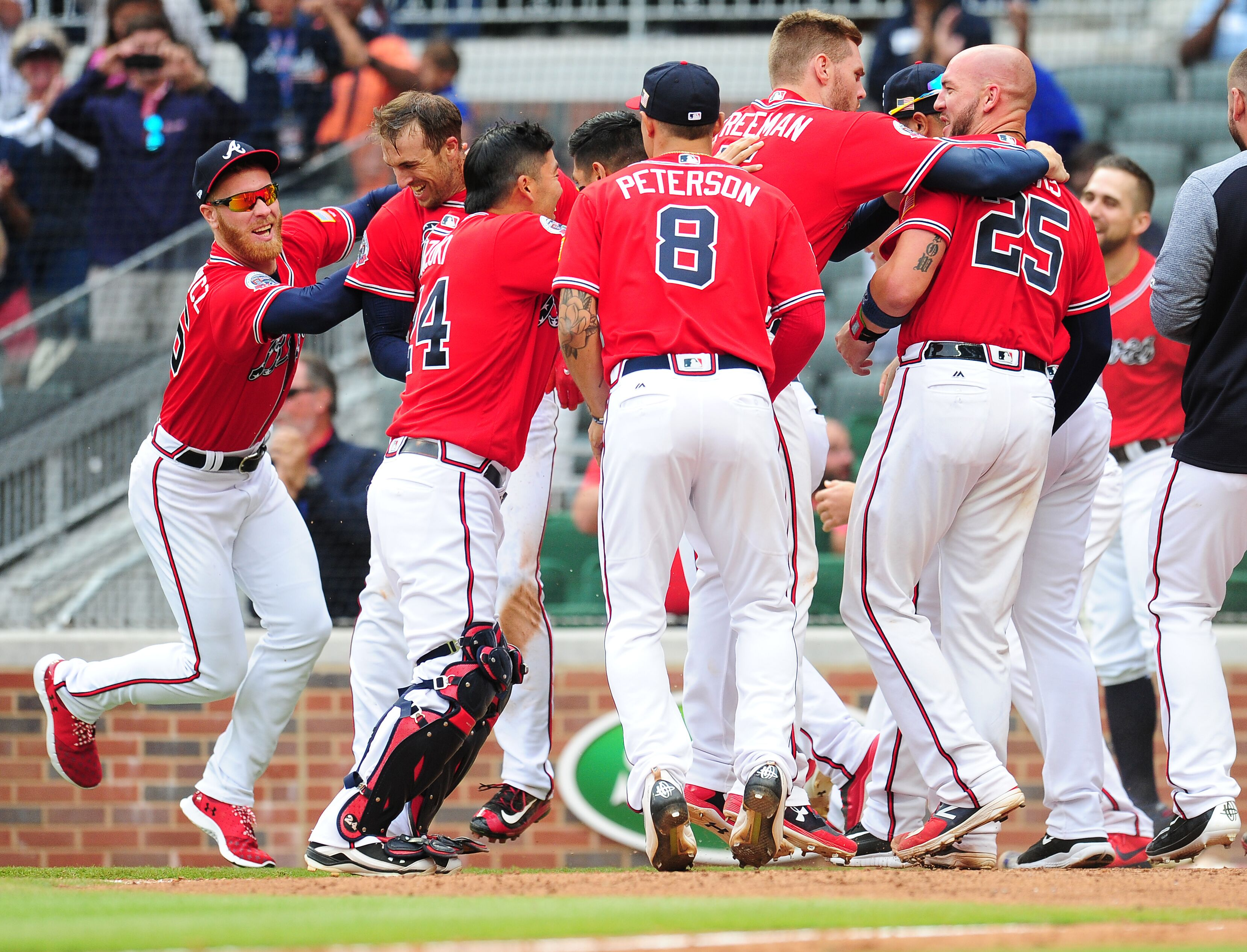 Atlanta braves a blueprint for the offseason malvernweather Choice Image