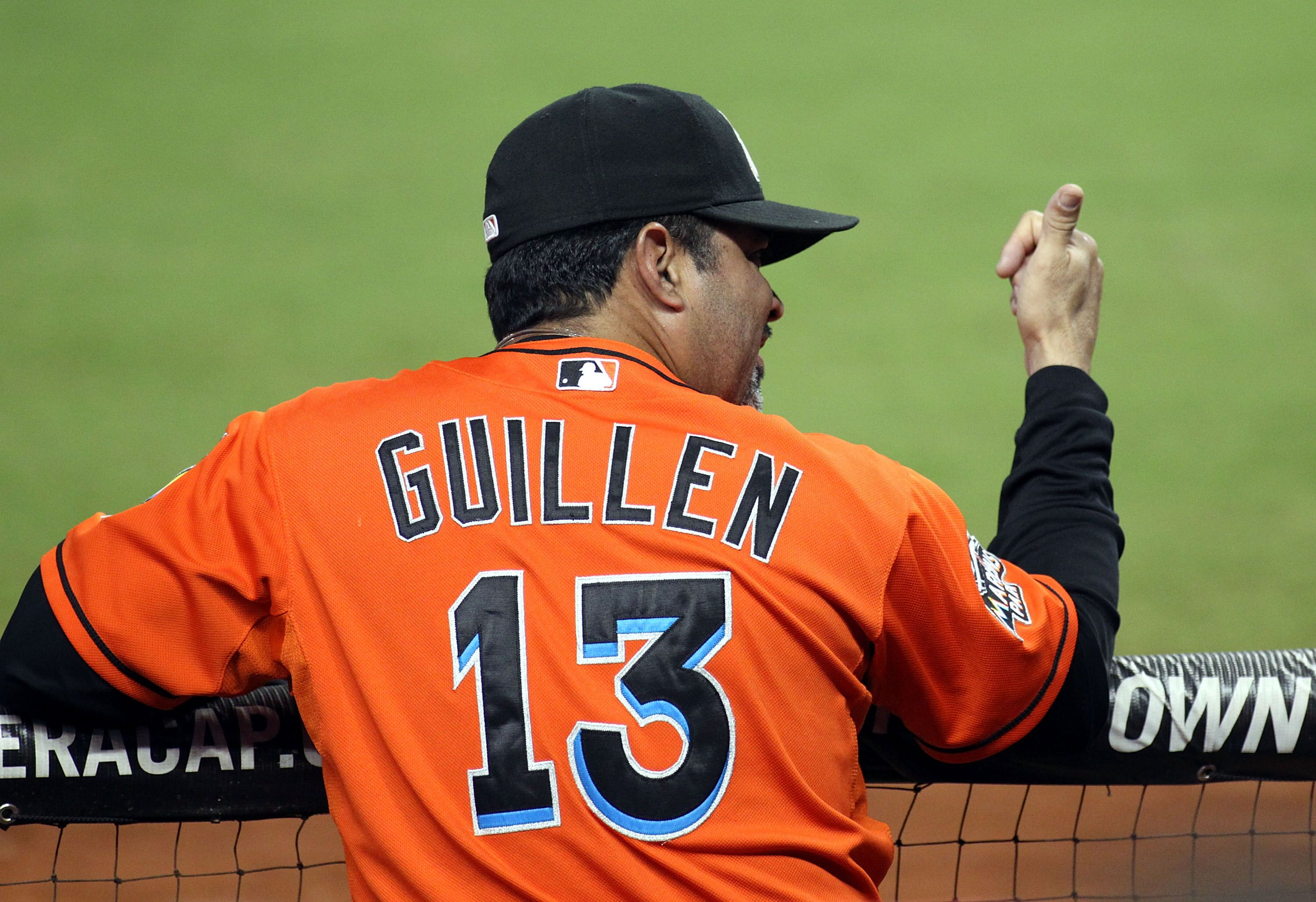 Miami Marlins History: Ozzie Guillen Fired After One Season
