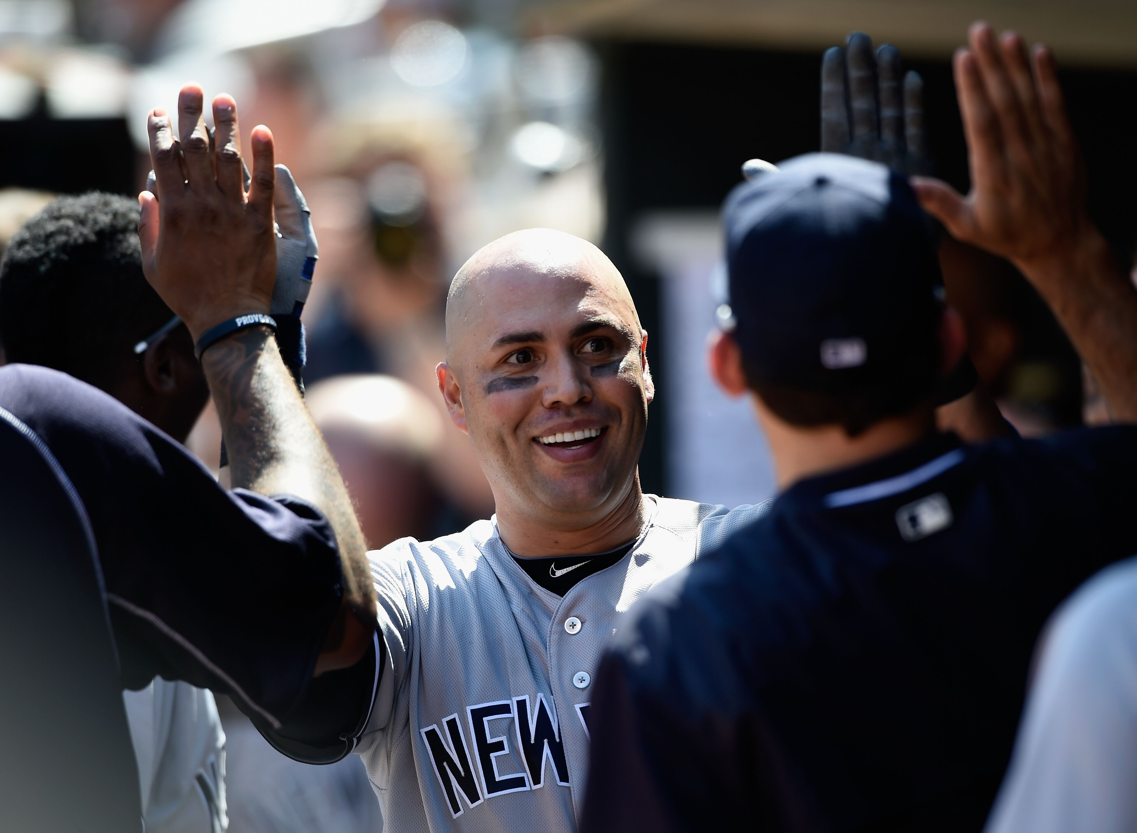 New York Yankees Carlos Beltran Not Suited To Be Team S