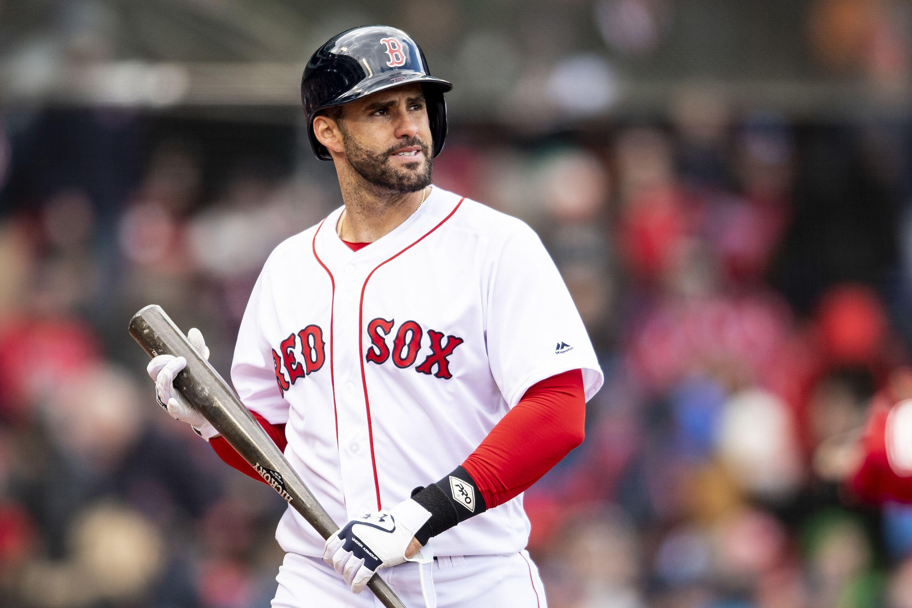 Red Sox fans should be worried about J.D. Martinez  01c591d886a