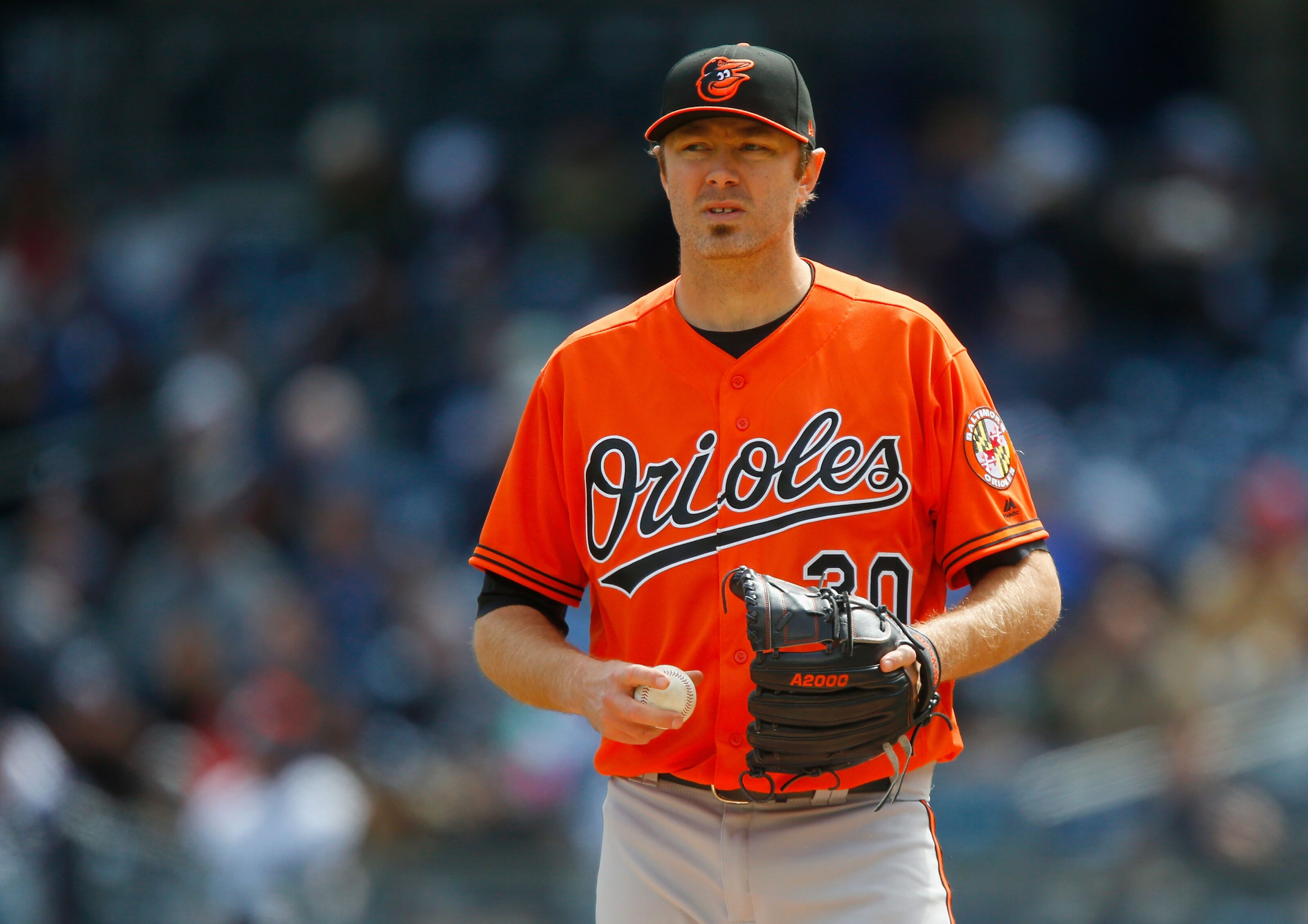 d0ae24eaa53 Baltimore Orioles  Chris Tillman s days may be numbered