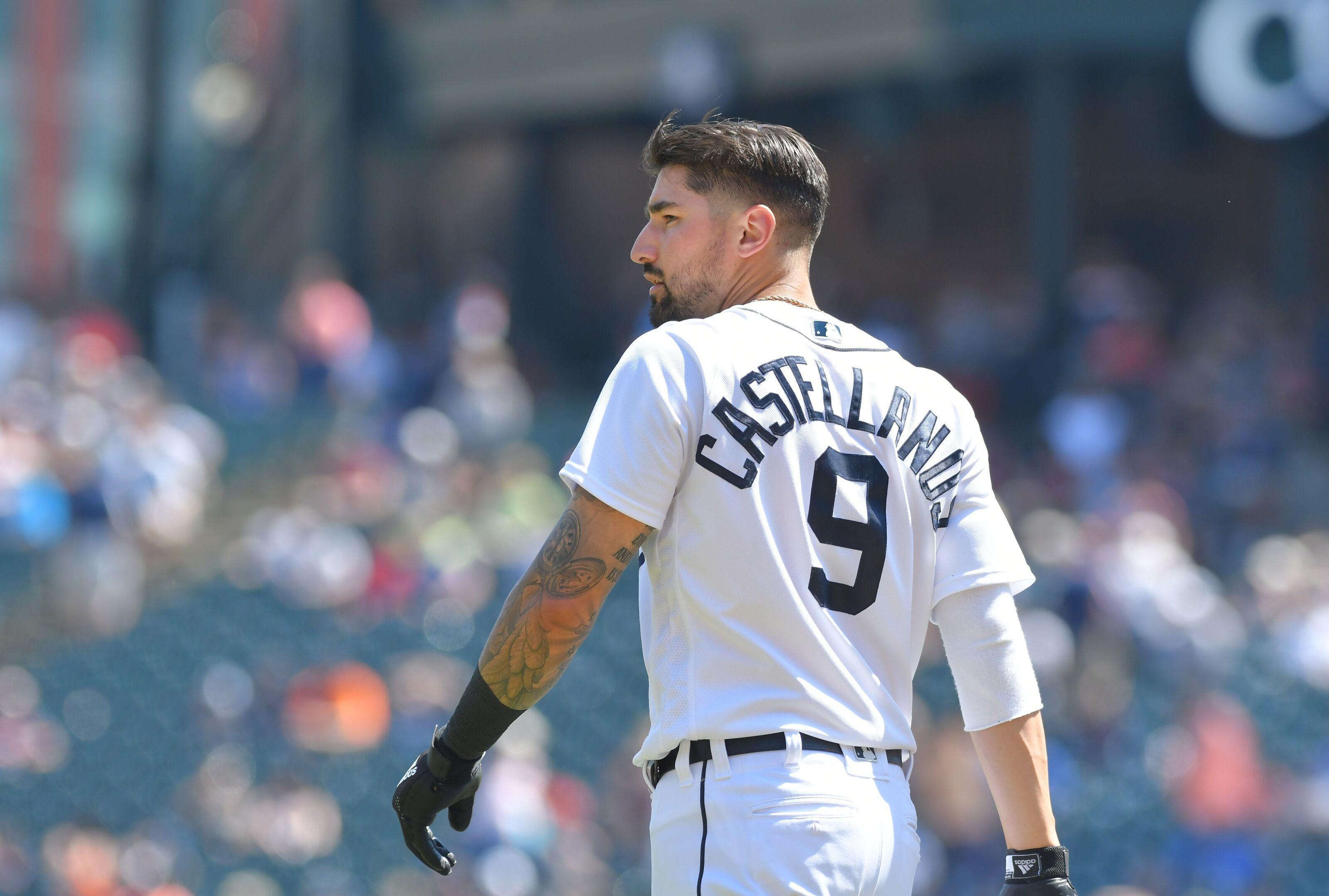 big sale ed86f e6994 Detroit Tigers Rumors: Nick Castellanos wants a new team