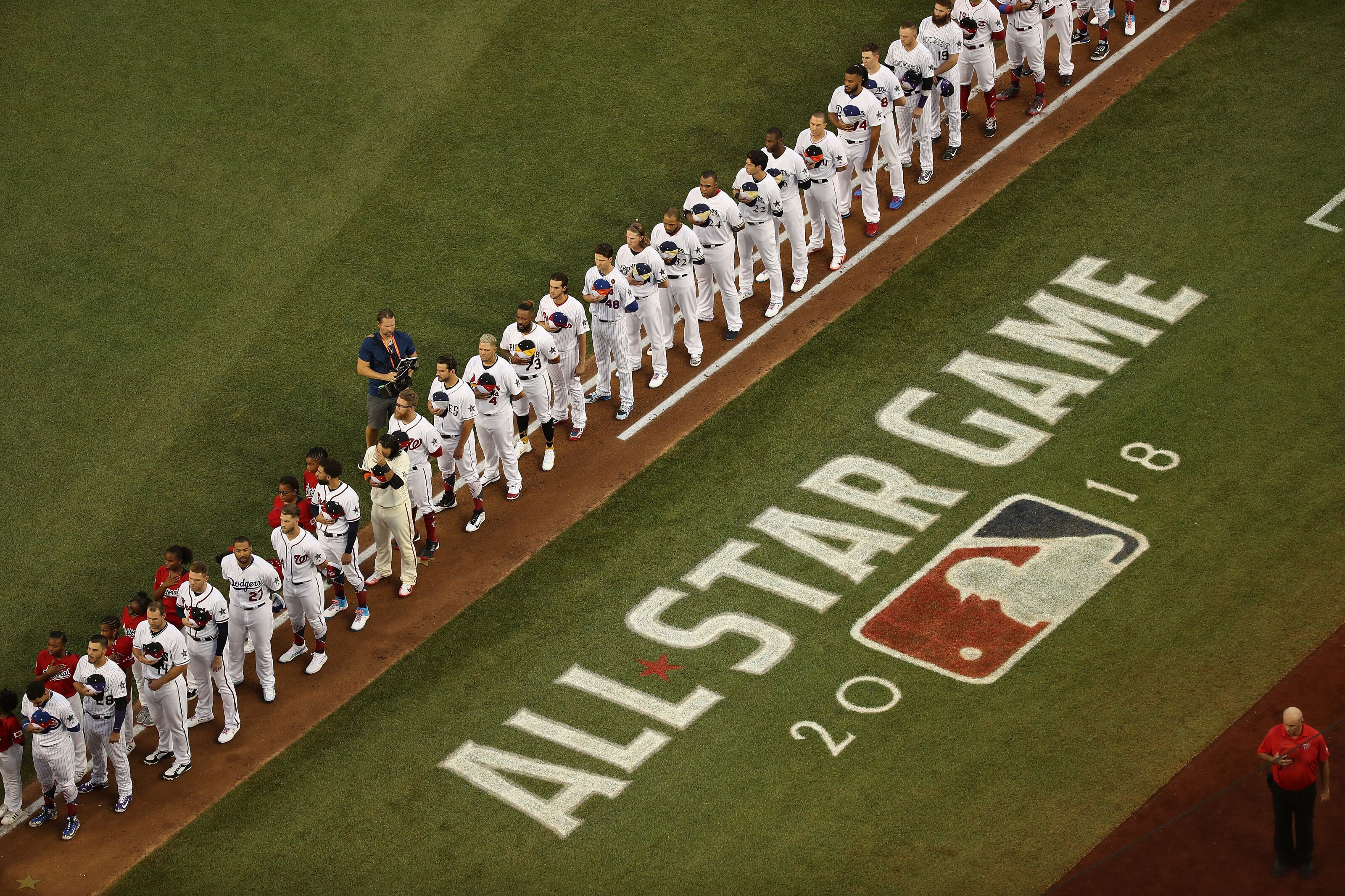 Who should be DH for the NL in the MLB All-Star Game?