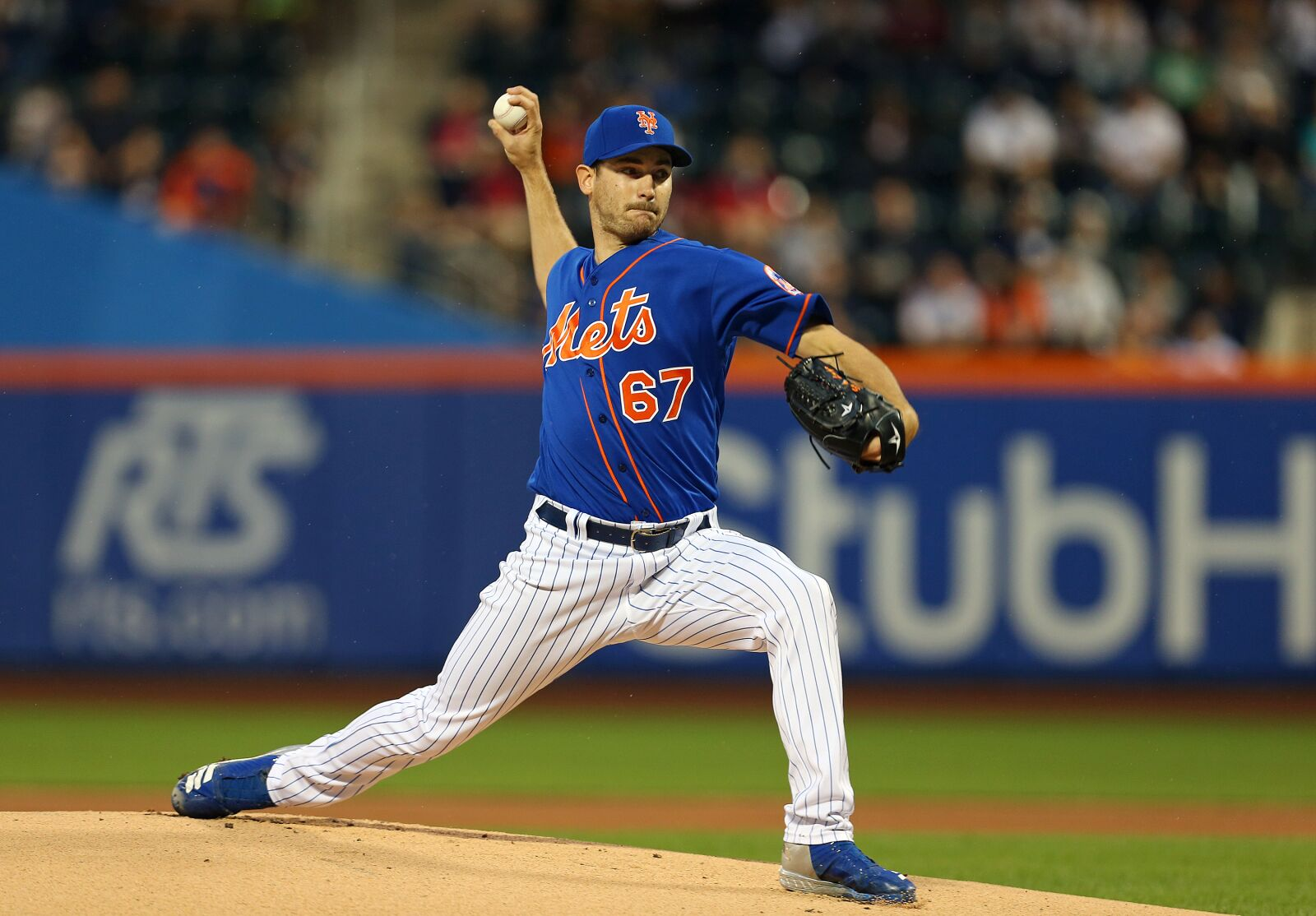 New York Mets: Can Seth Lugo be the Club's Left-Handed Specialist?
