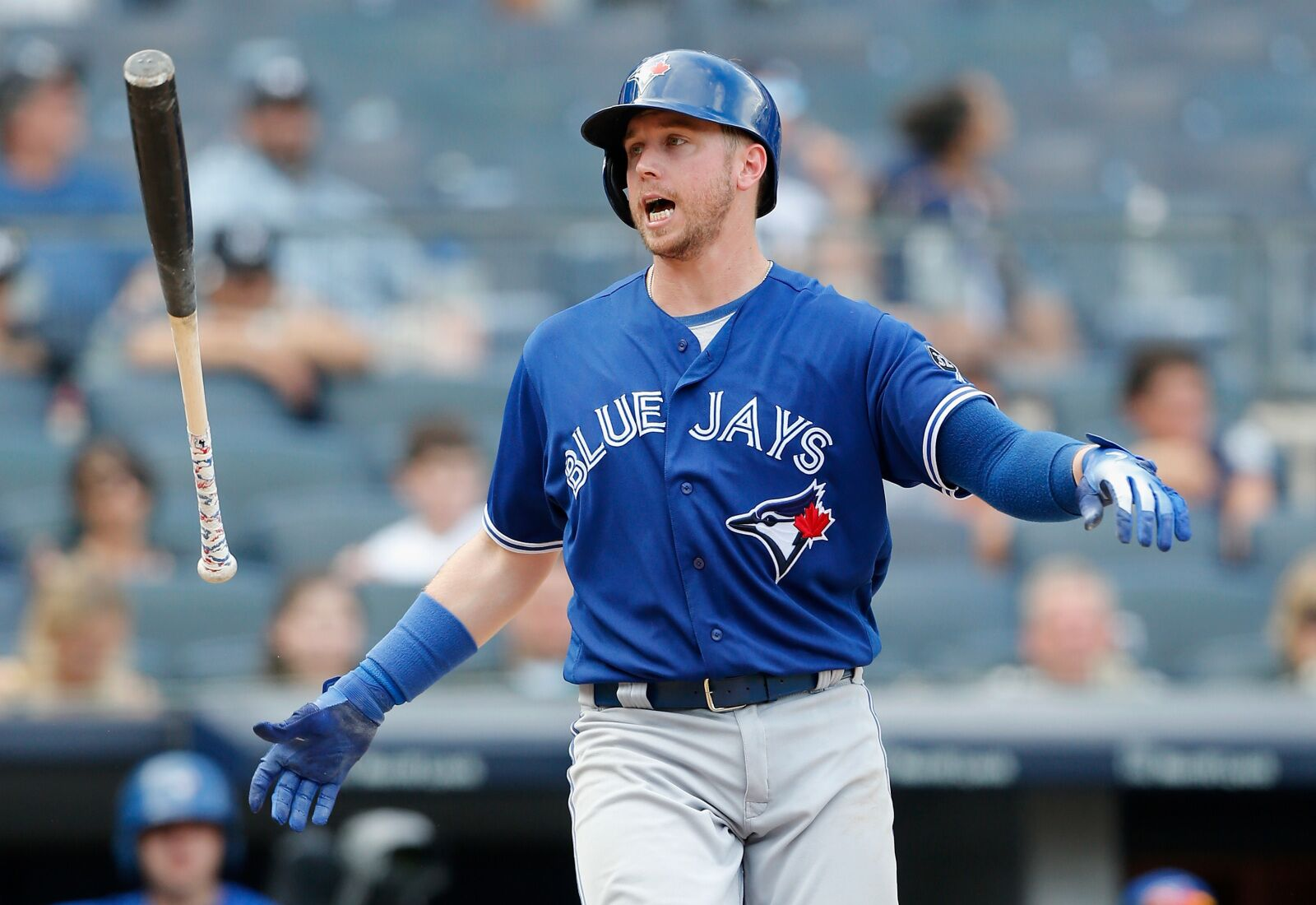 Colorado Rockies: Could Justin Smoak be an impact addition at first base?