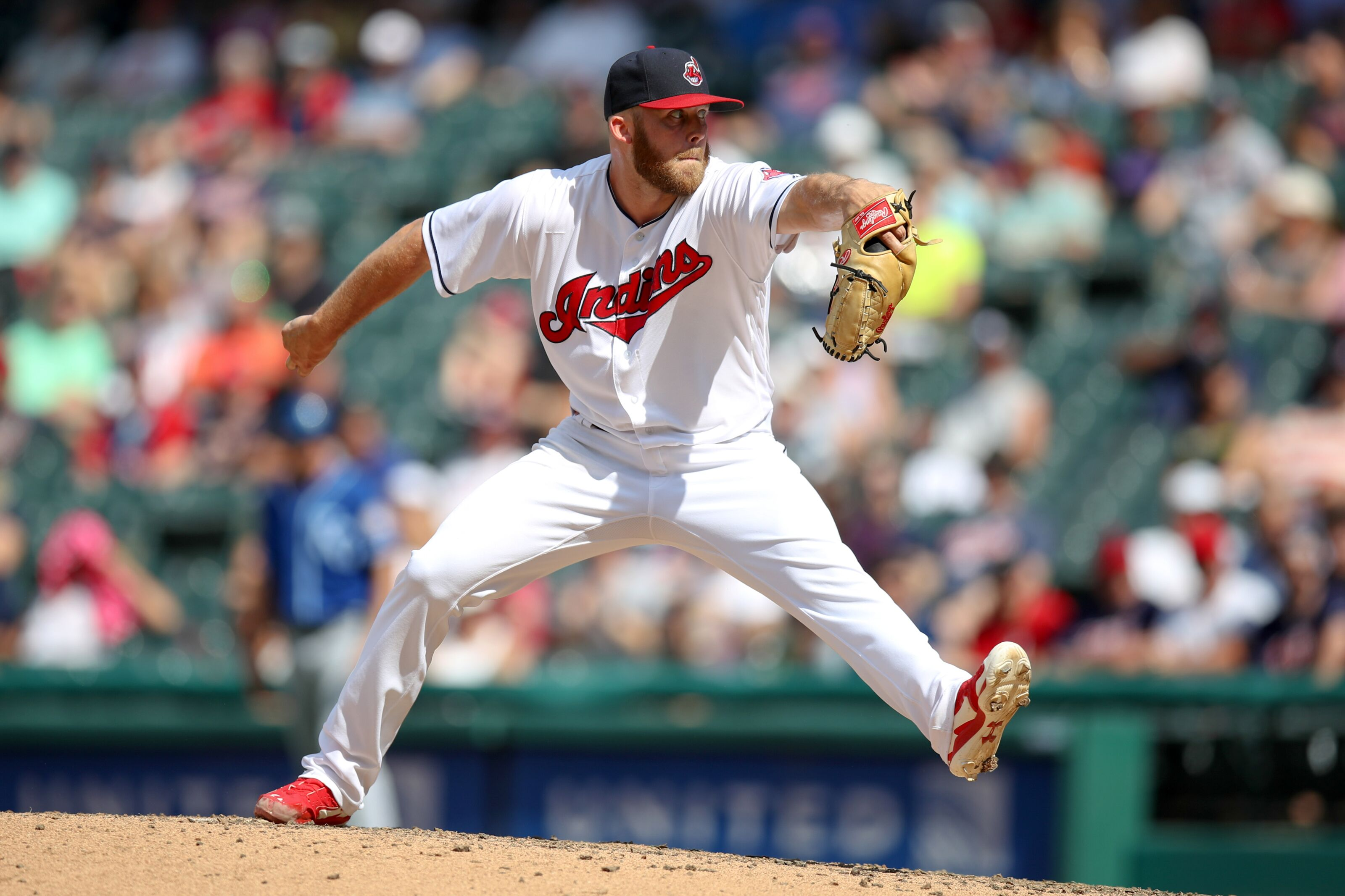 Report: Angels Closing in on Deal for Reliever Cody Allen