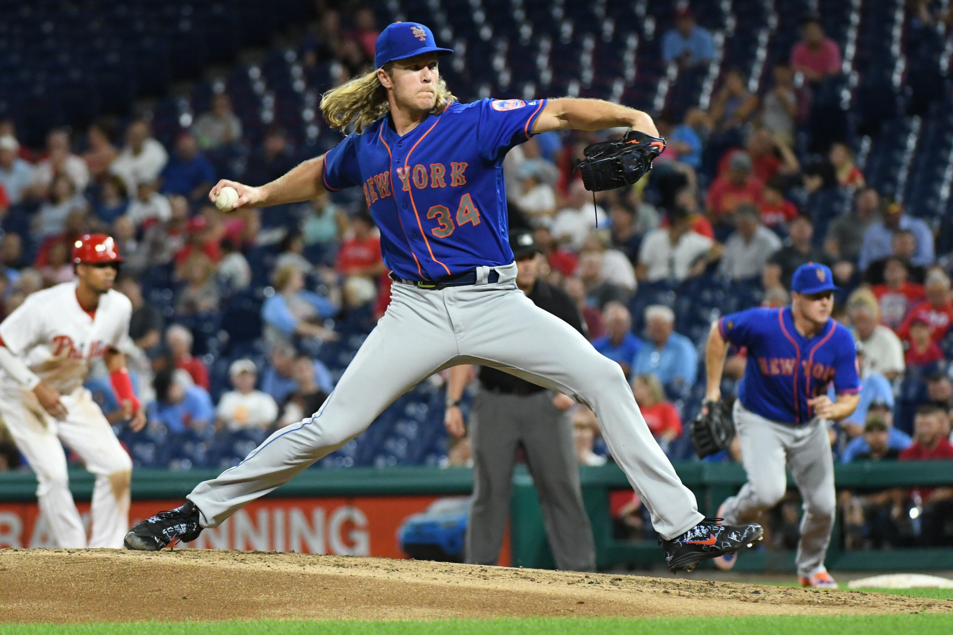 New York Mets: Should Noah Syndergaard be on the trade block?