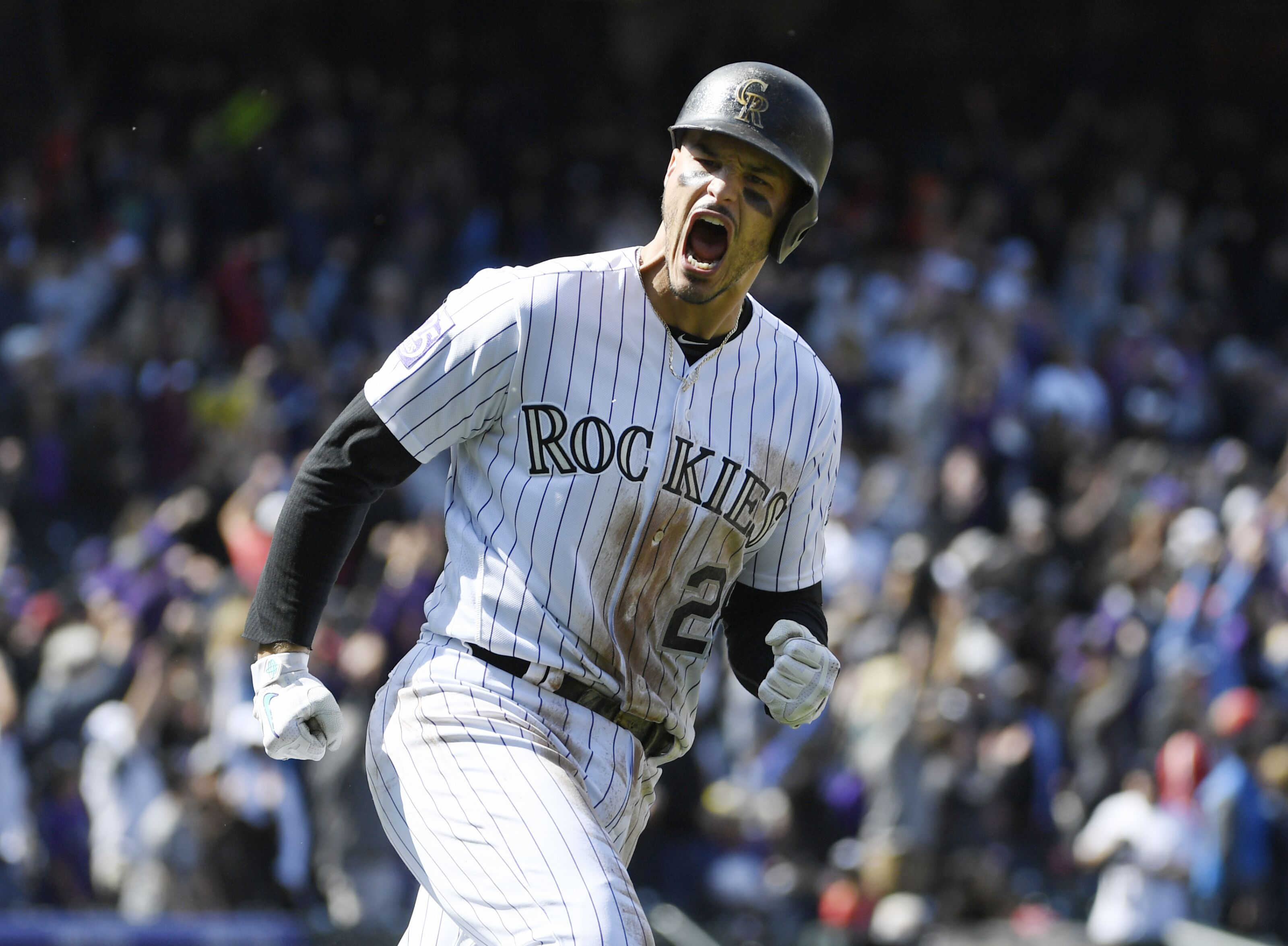 d52c98f4b0e Colorado Rockies  Nolan Arenado Breaks the Arbitration Contract Record