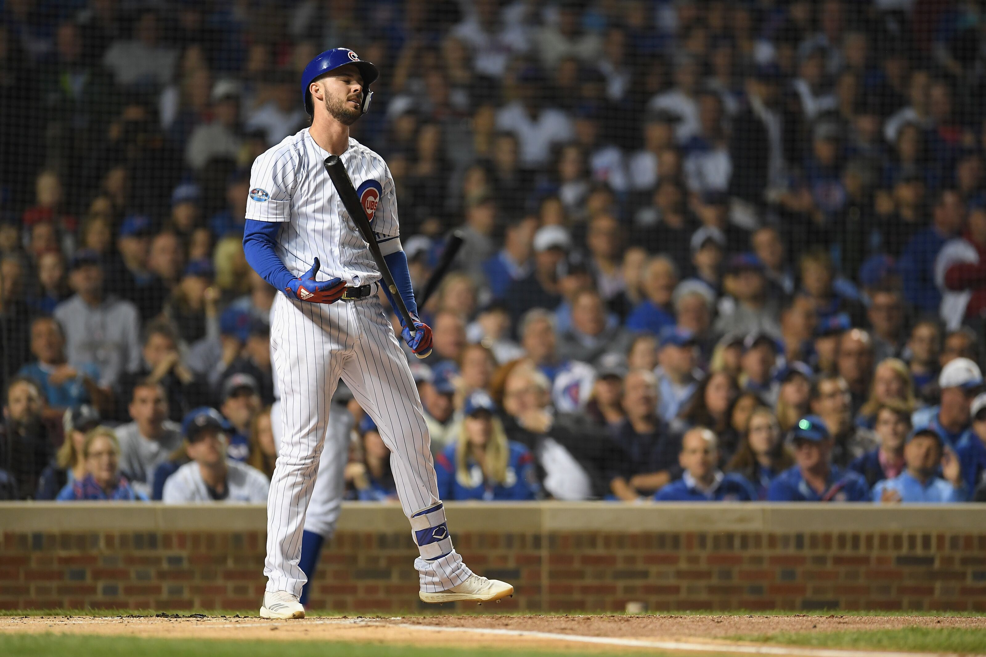 Chicago Cubs: Kris Bryant not ready for extension