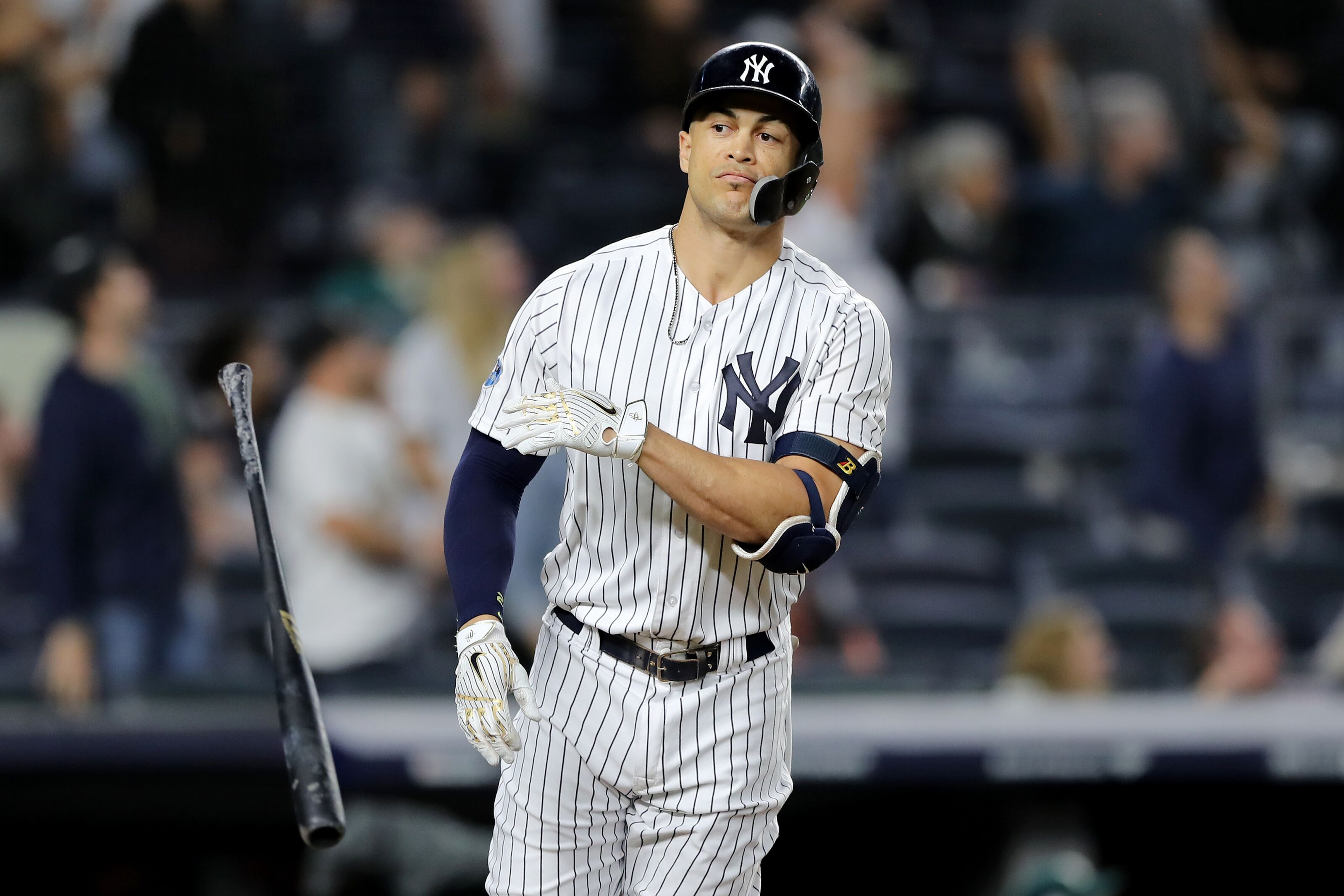 Yankees: Blaming Giancarlo Stanton for Lackluster Offseason is Misguided