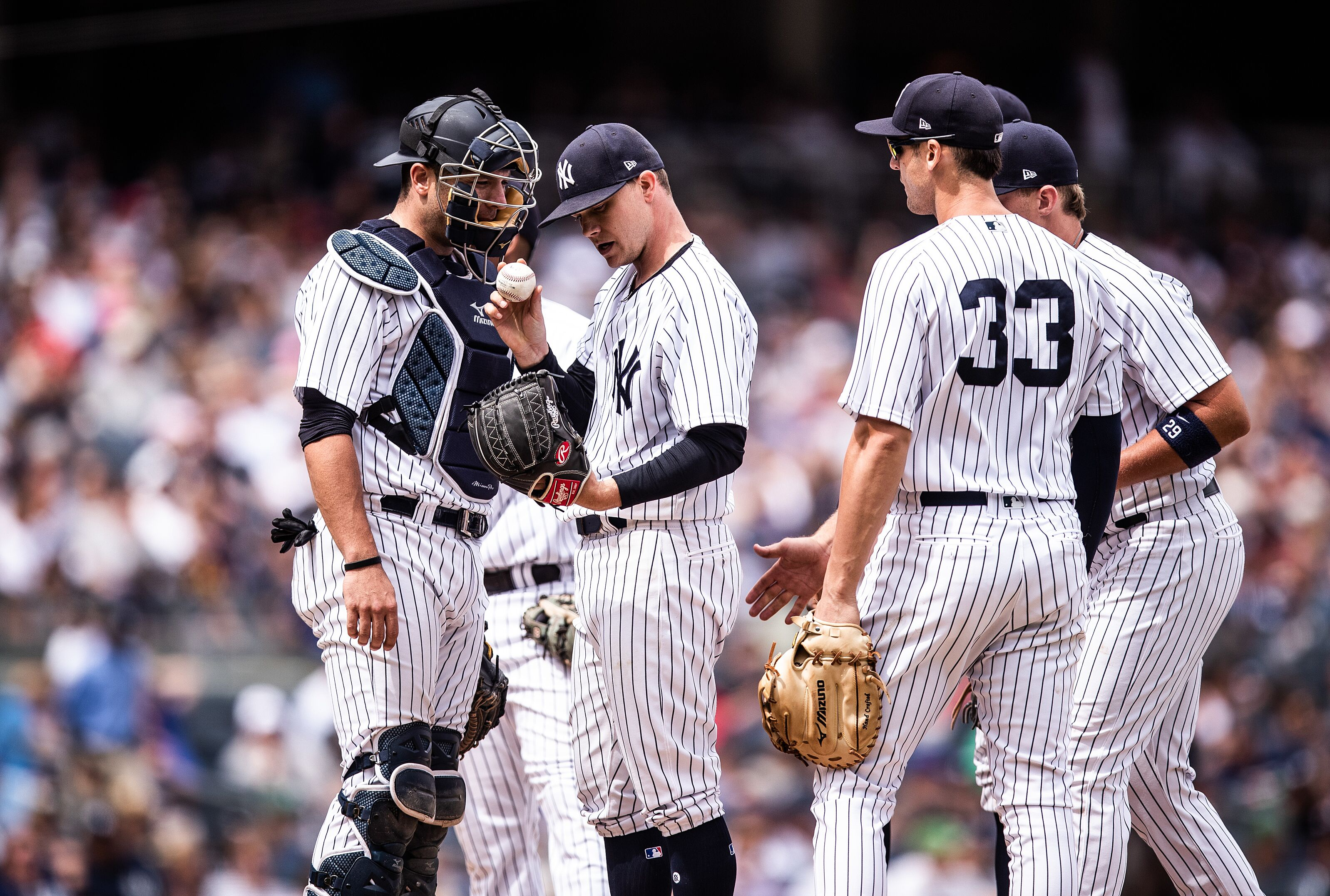02a2a8bb8b3 New York Yankees Rumors  Five potential Bronx-bound trade options