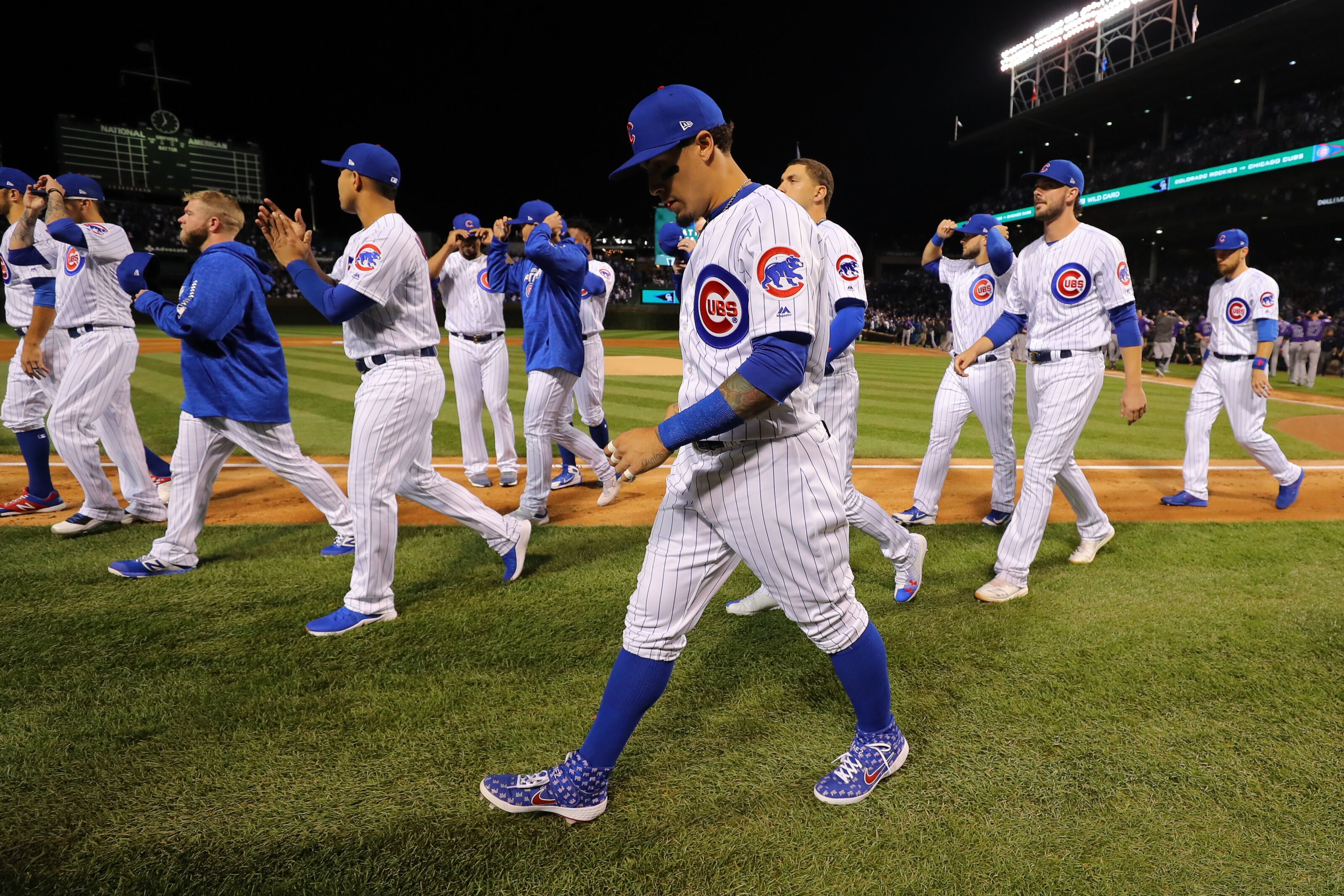 Chicago Cubs could see significant improvement from within