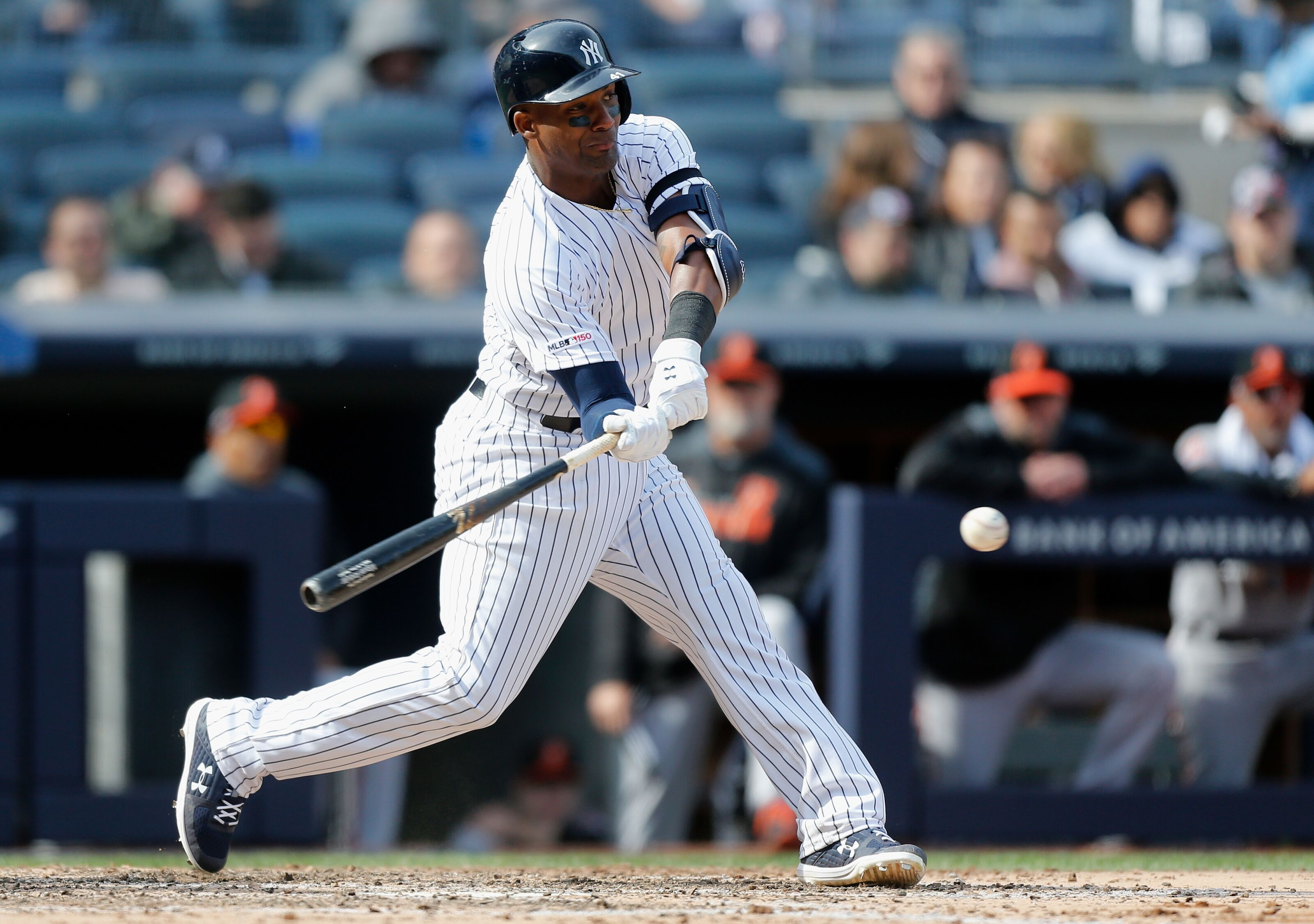 a7fb44c49 New York Yankees  Miguel Andujar is Done for the Season