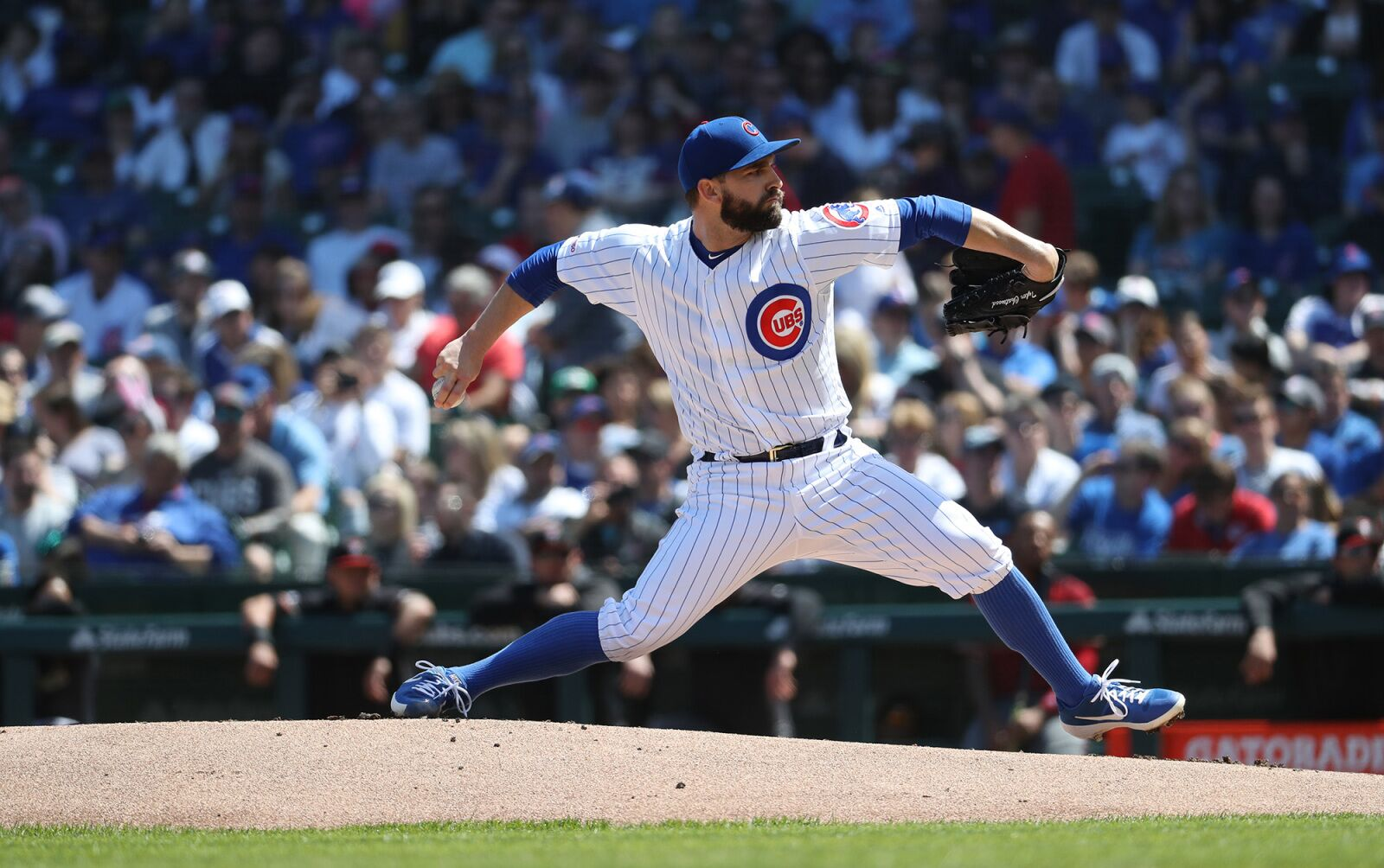 da8a8a293 Chicago Cubs  The ballad of Tyler Chatwood
