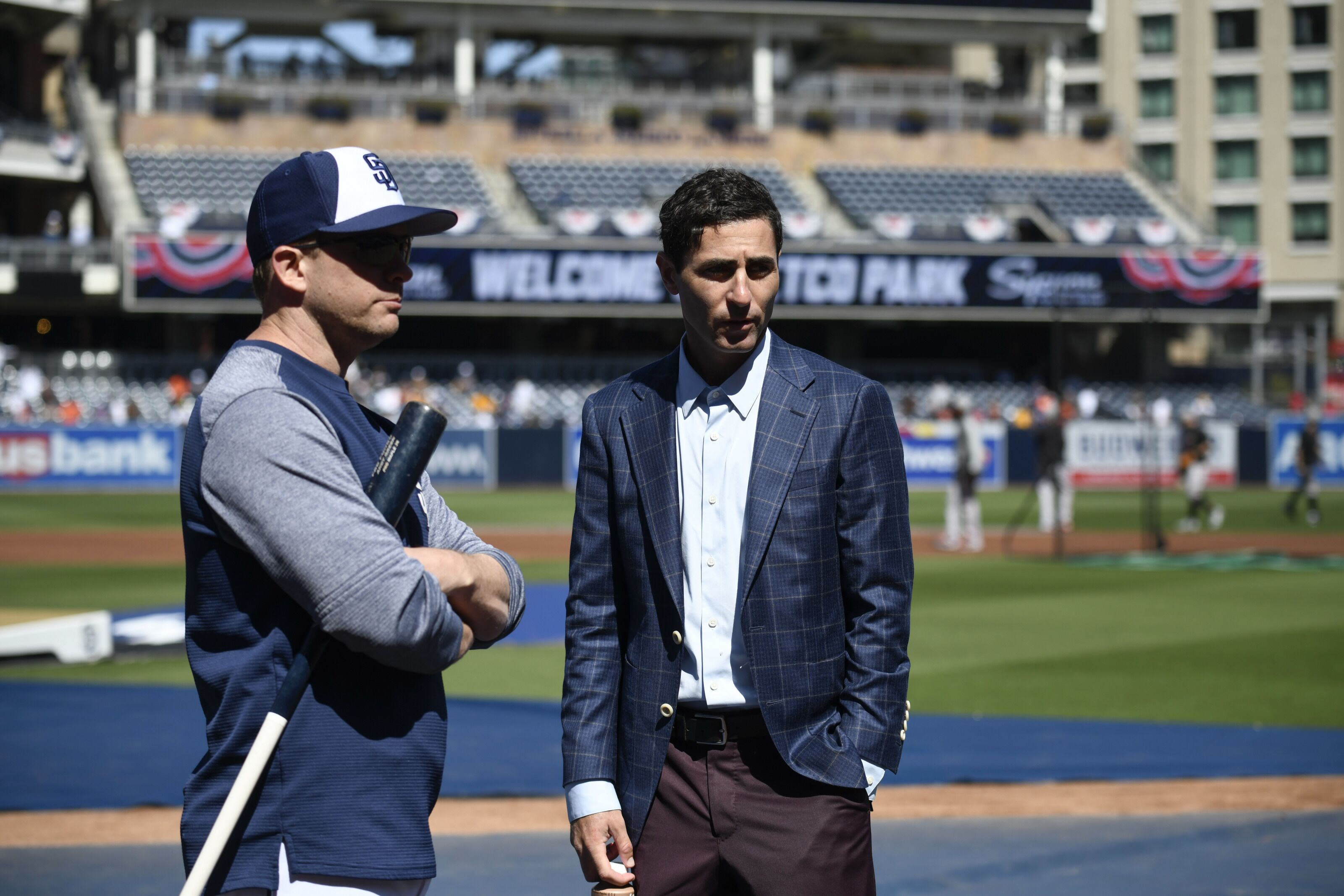 San Diego Padres: Not much hope to land Strasburg or Cole