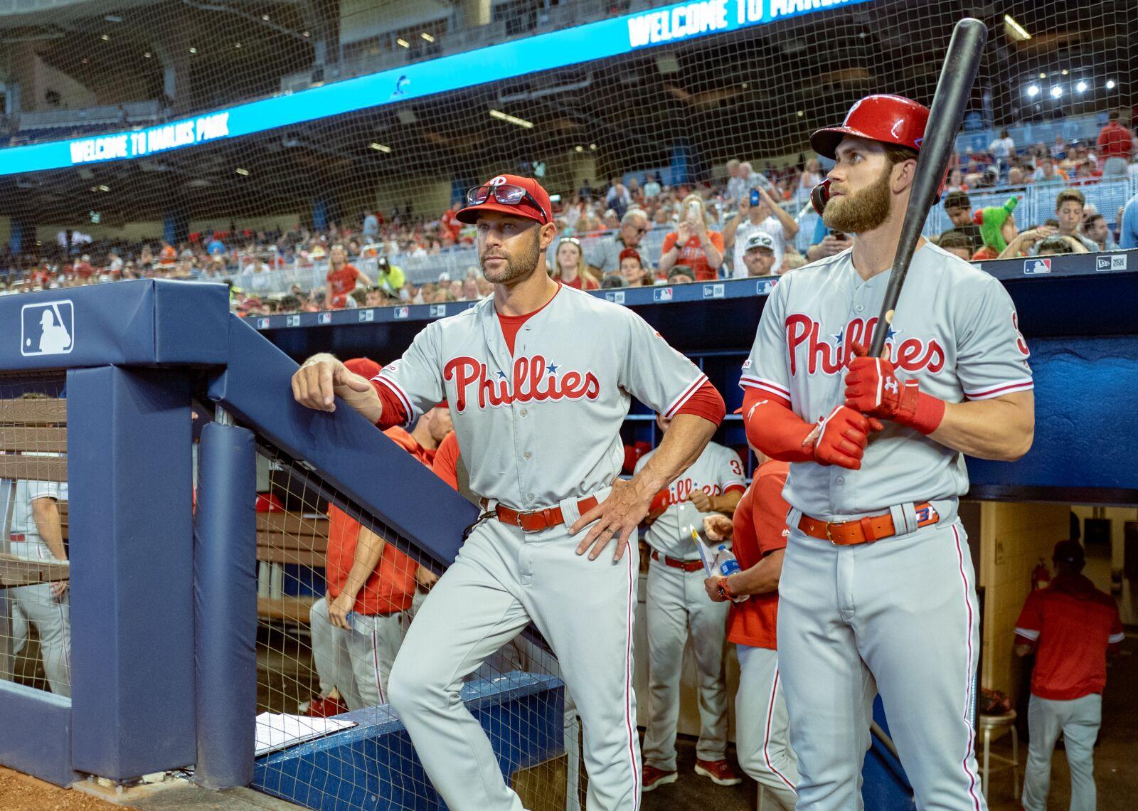 Philadelphia Phillies: How Bryce Harper led to Gabe Kapler's firing