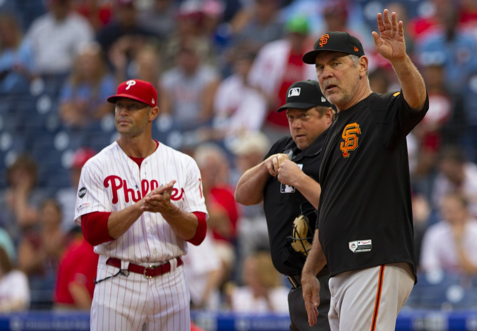 San Francisco Giants need to give Gabe Kapler a second chance