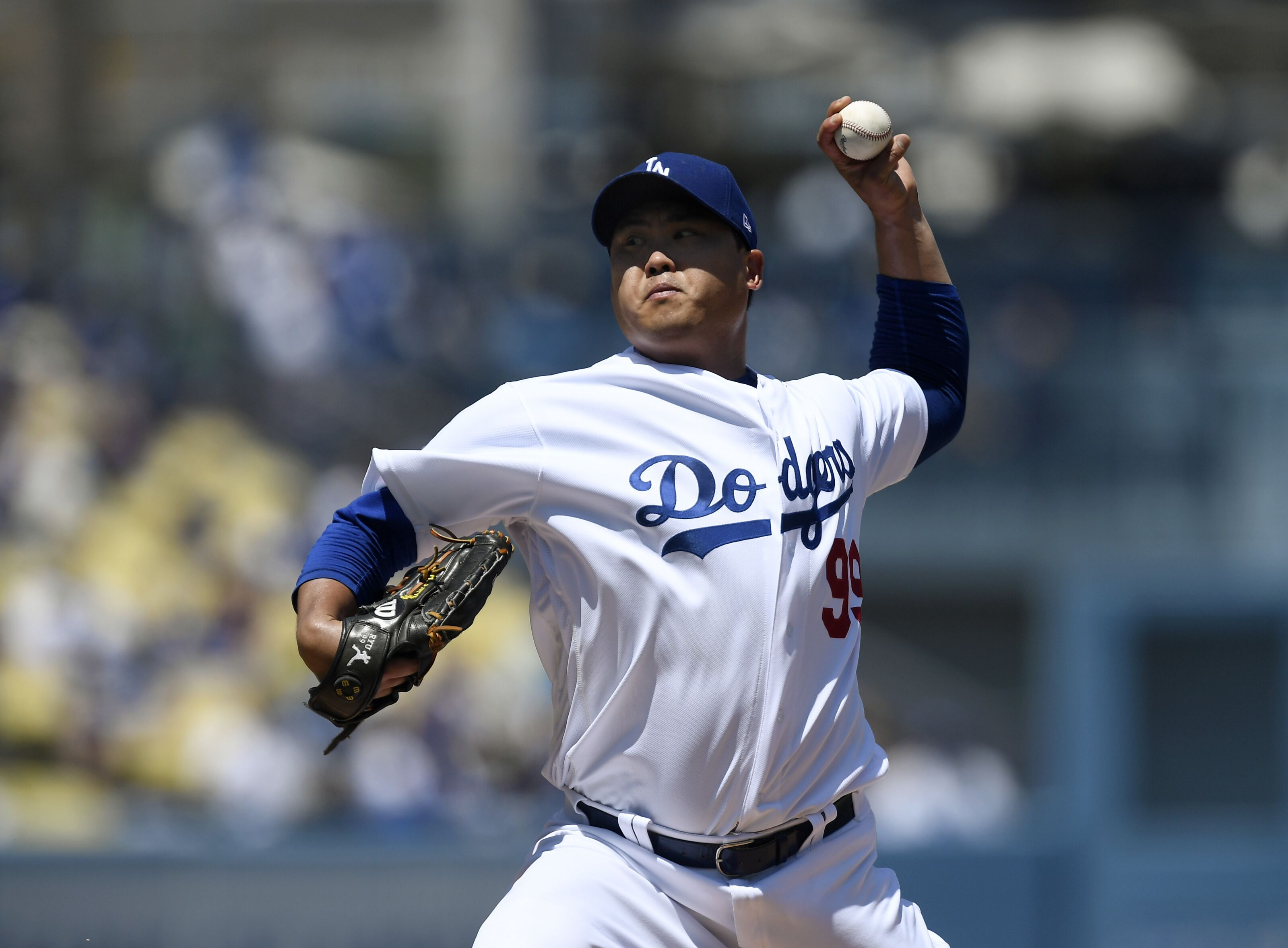 Dodgers: NL Cy Young Hyun-Jin Ryu's to lose