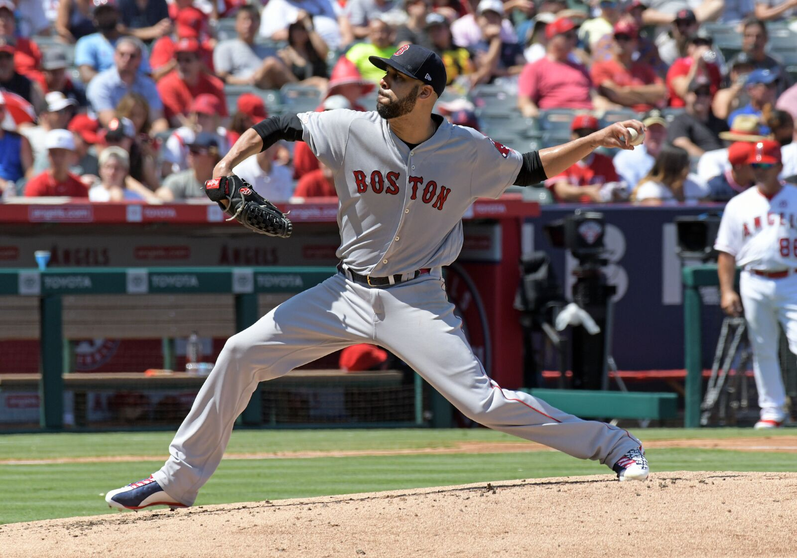 Boston Red Sox shut down David Price for season