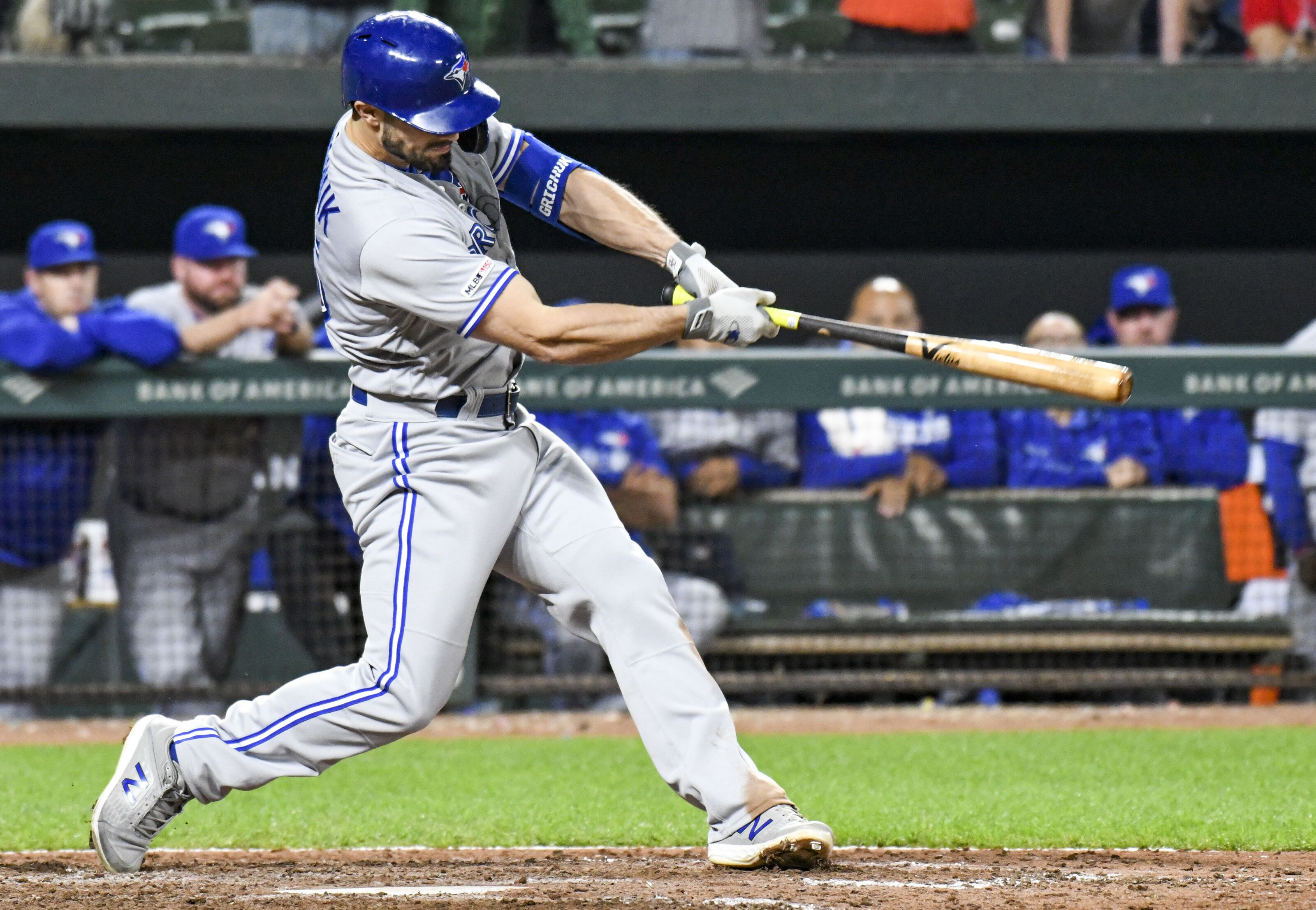 Toronto Blue Jays: Can Randal Grichuk bounce back?