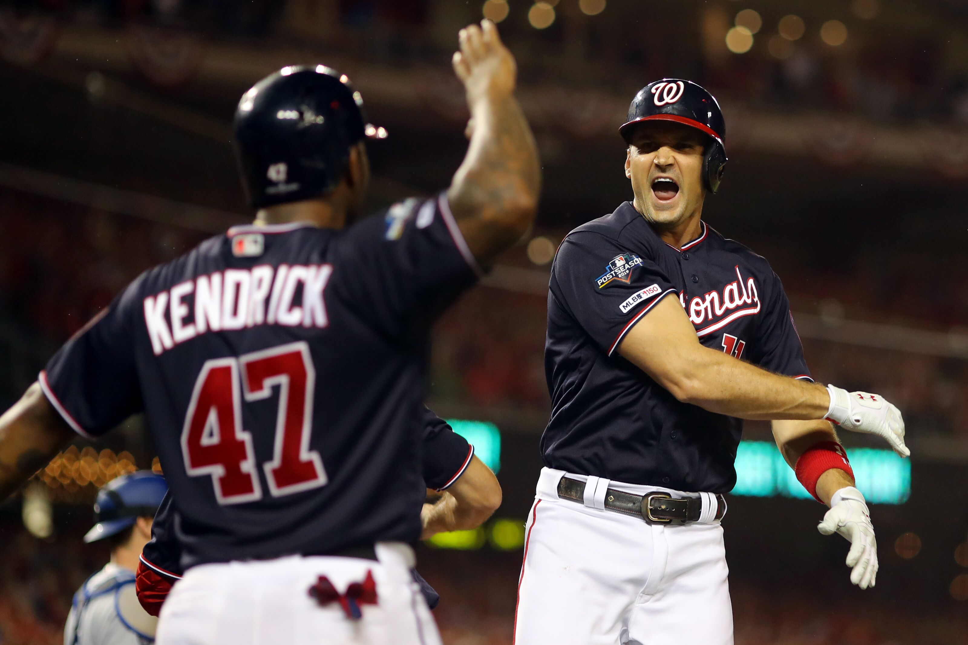 Washington Nationals: Ryan Zimmerman back where he belongs