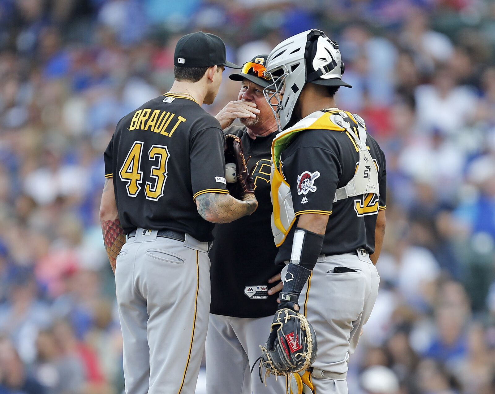 Brault: The Longest Home Runs in MLB During Week-24