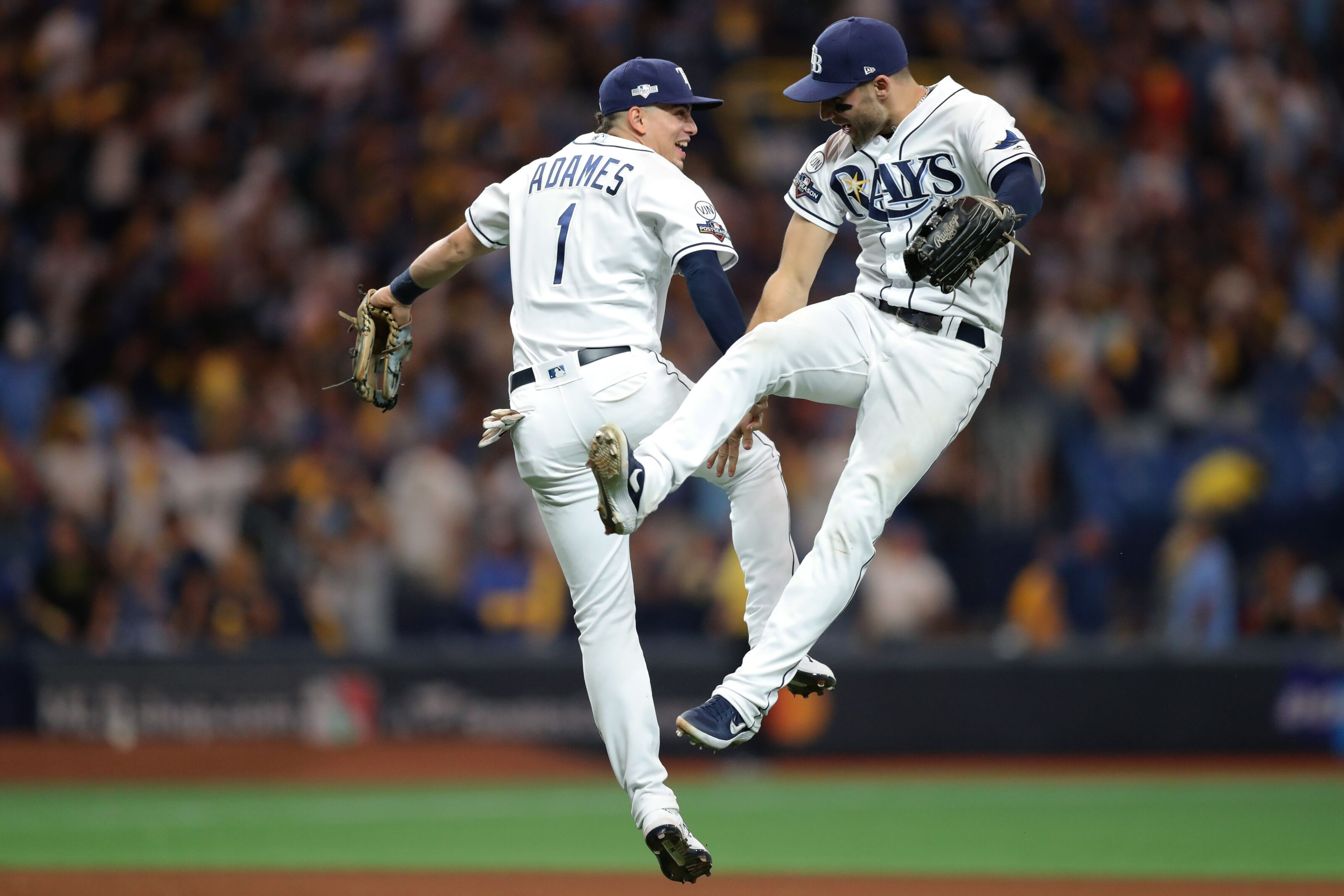 For the Tampa Bay Rays 2019 was still a huge success