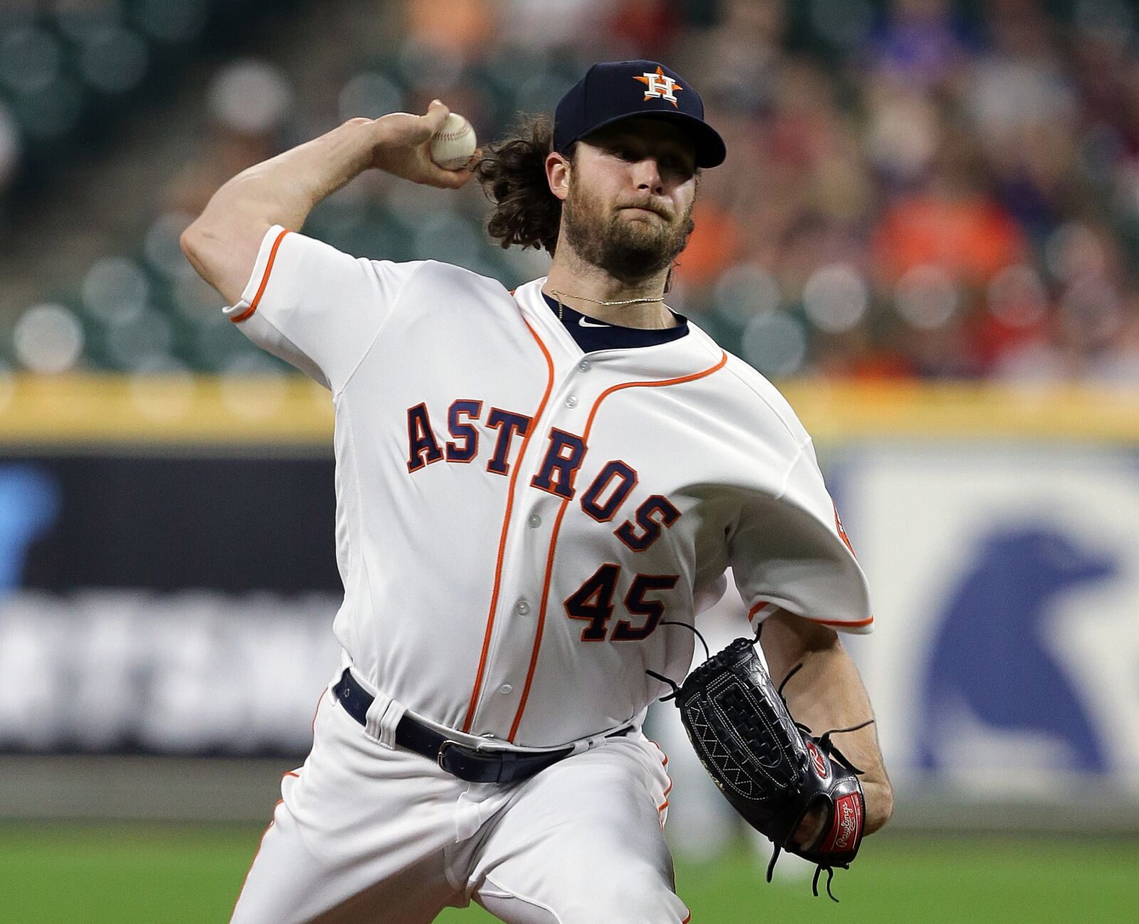Houston Astros: Gerrit Cole making case as best pitcher in game