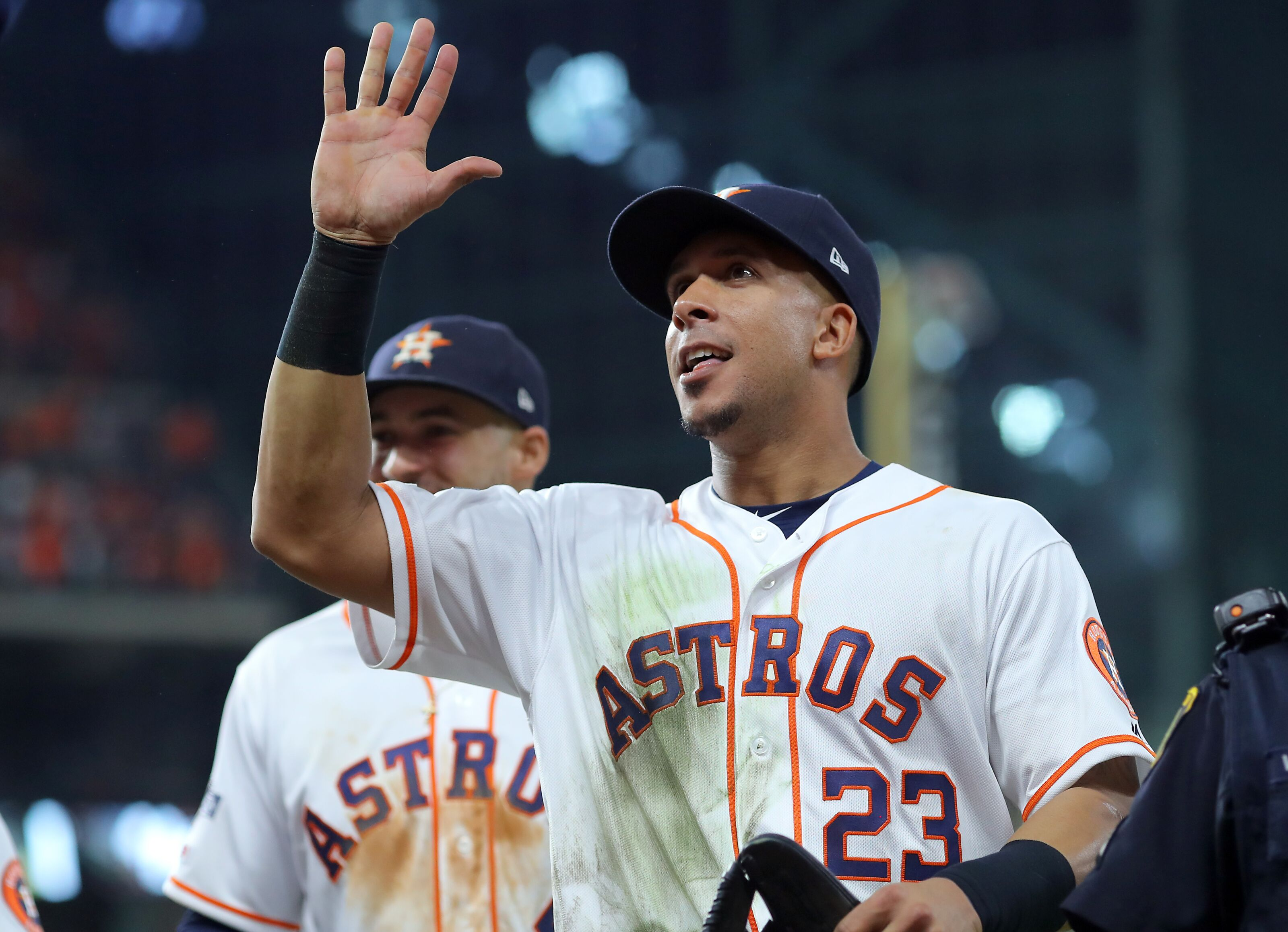Houston Astros: Revisiting Michael Brantley deal after first season
