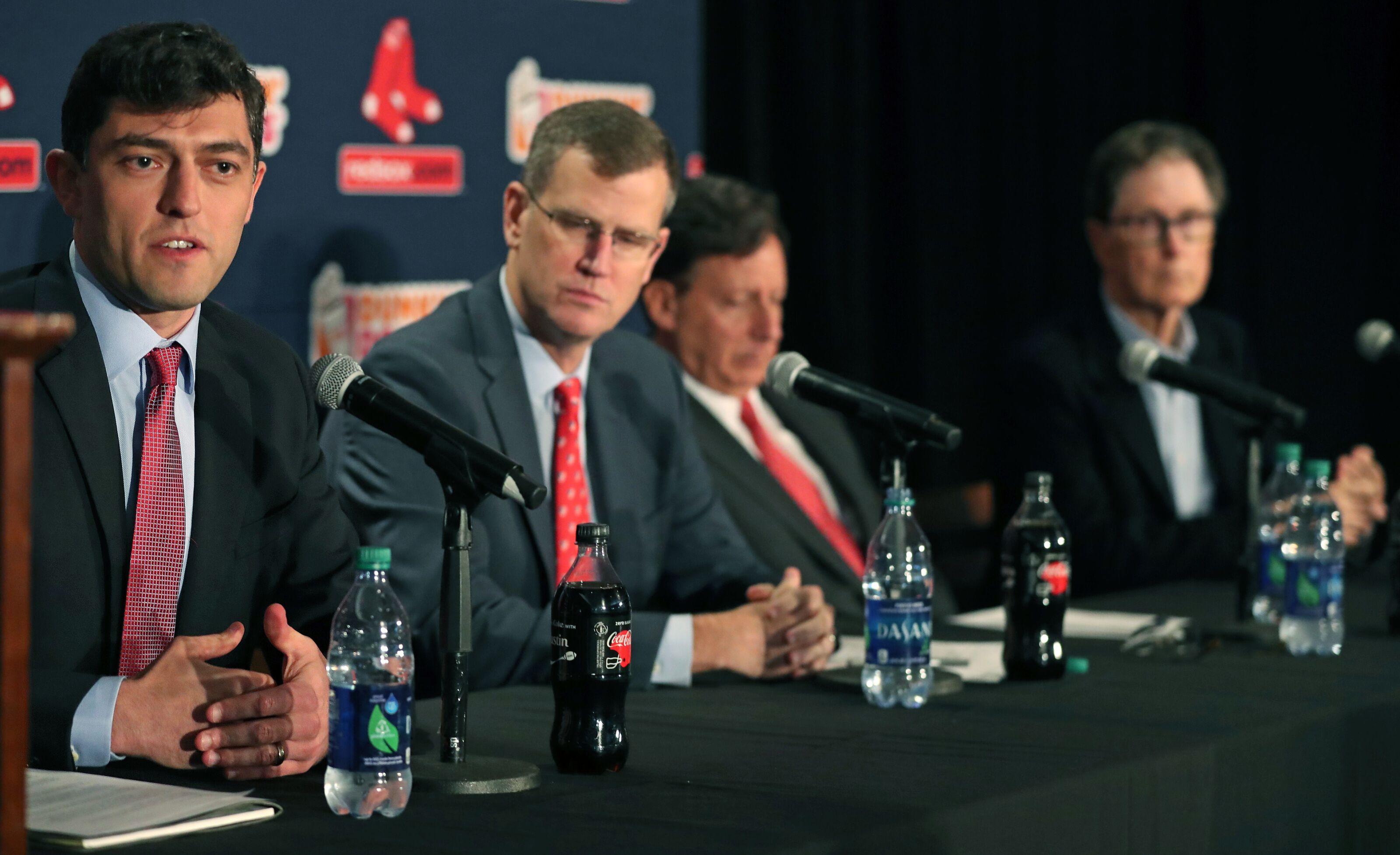 Boston Red Sox: Understanding who's running my team
