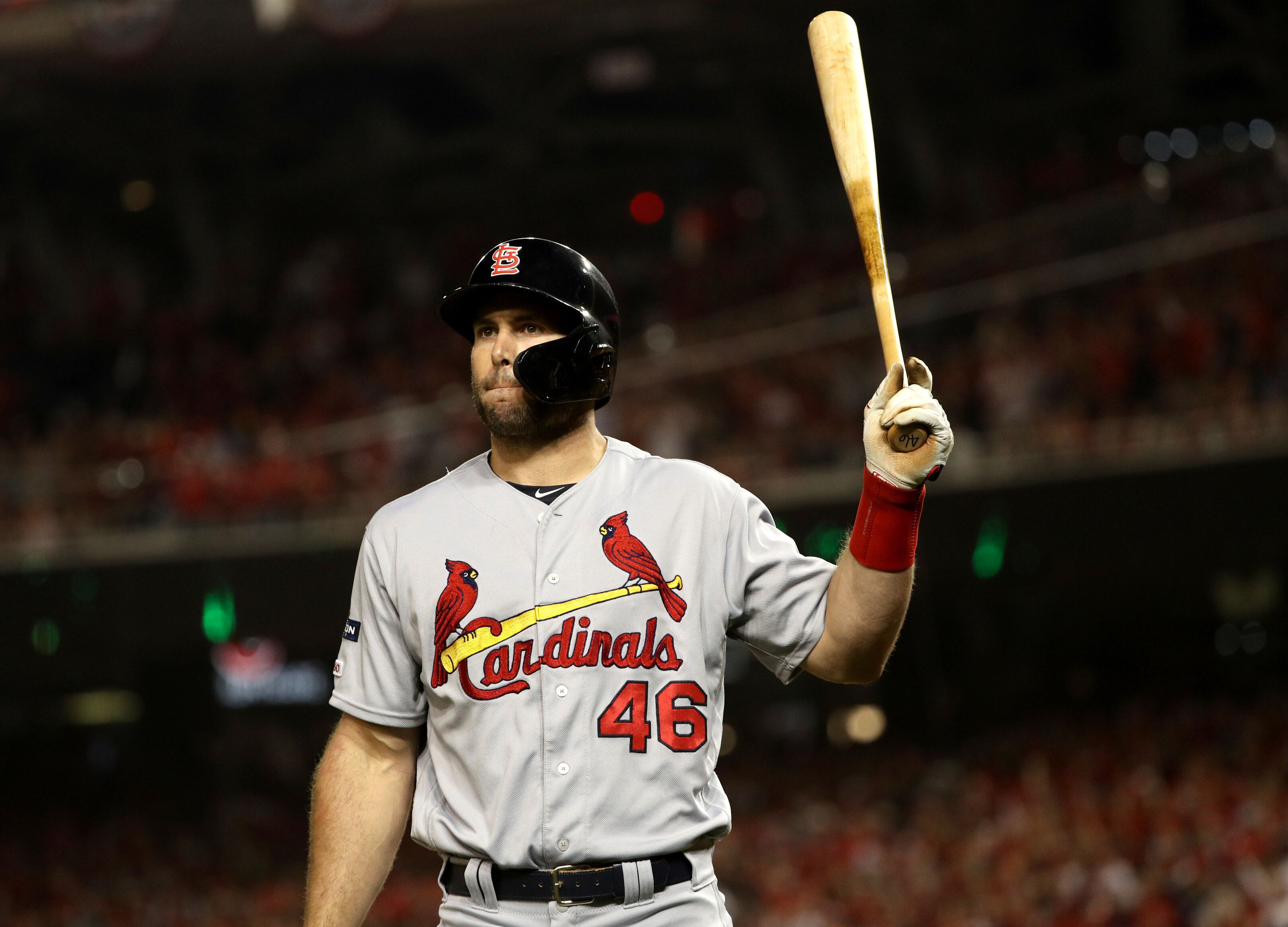 STL Cardinals look lifeless against the Washington Nationals