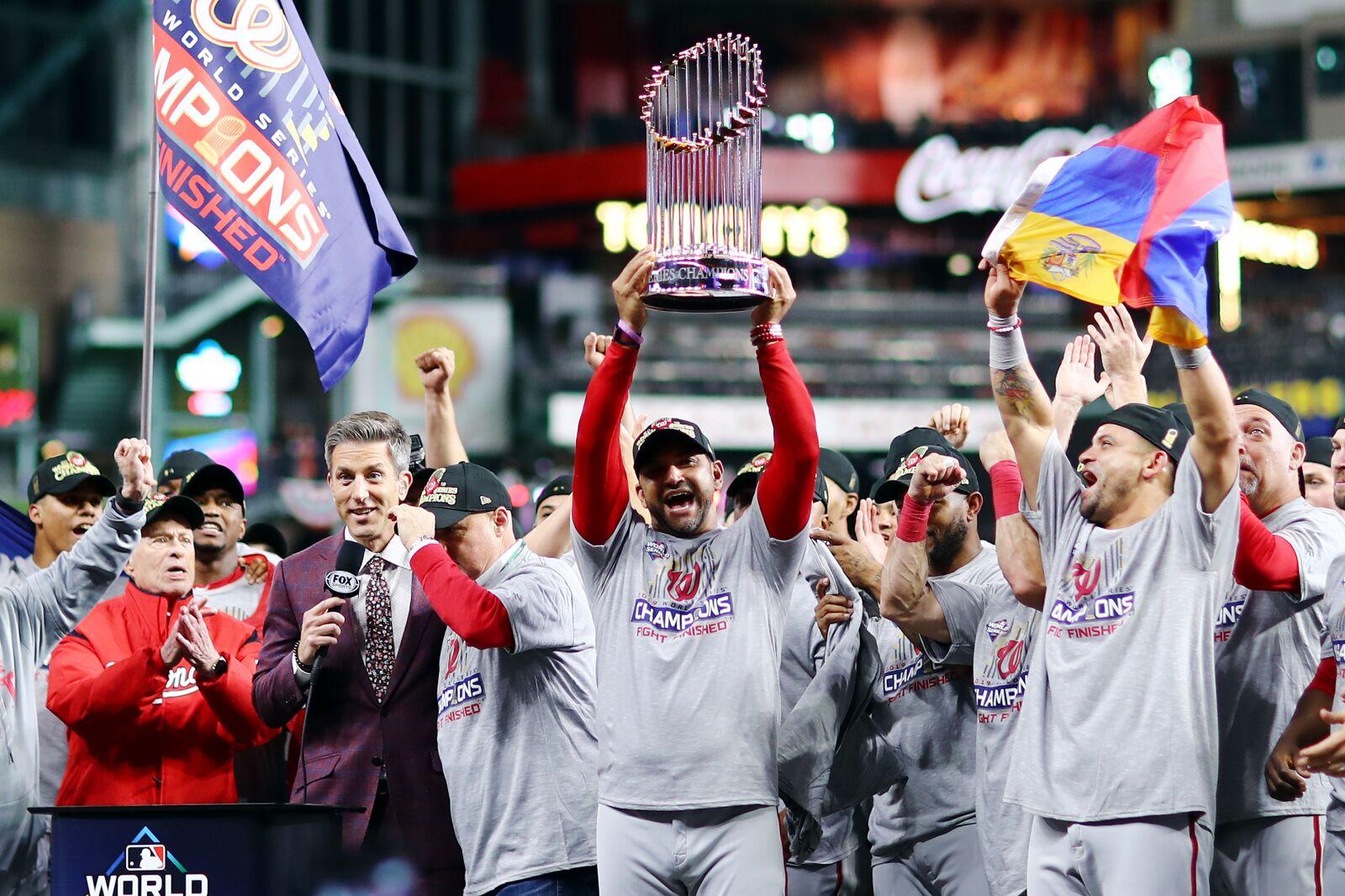 Washington Nationals championship should give hope to many