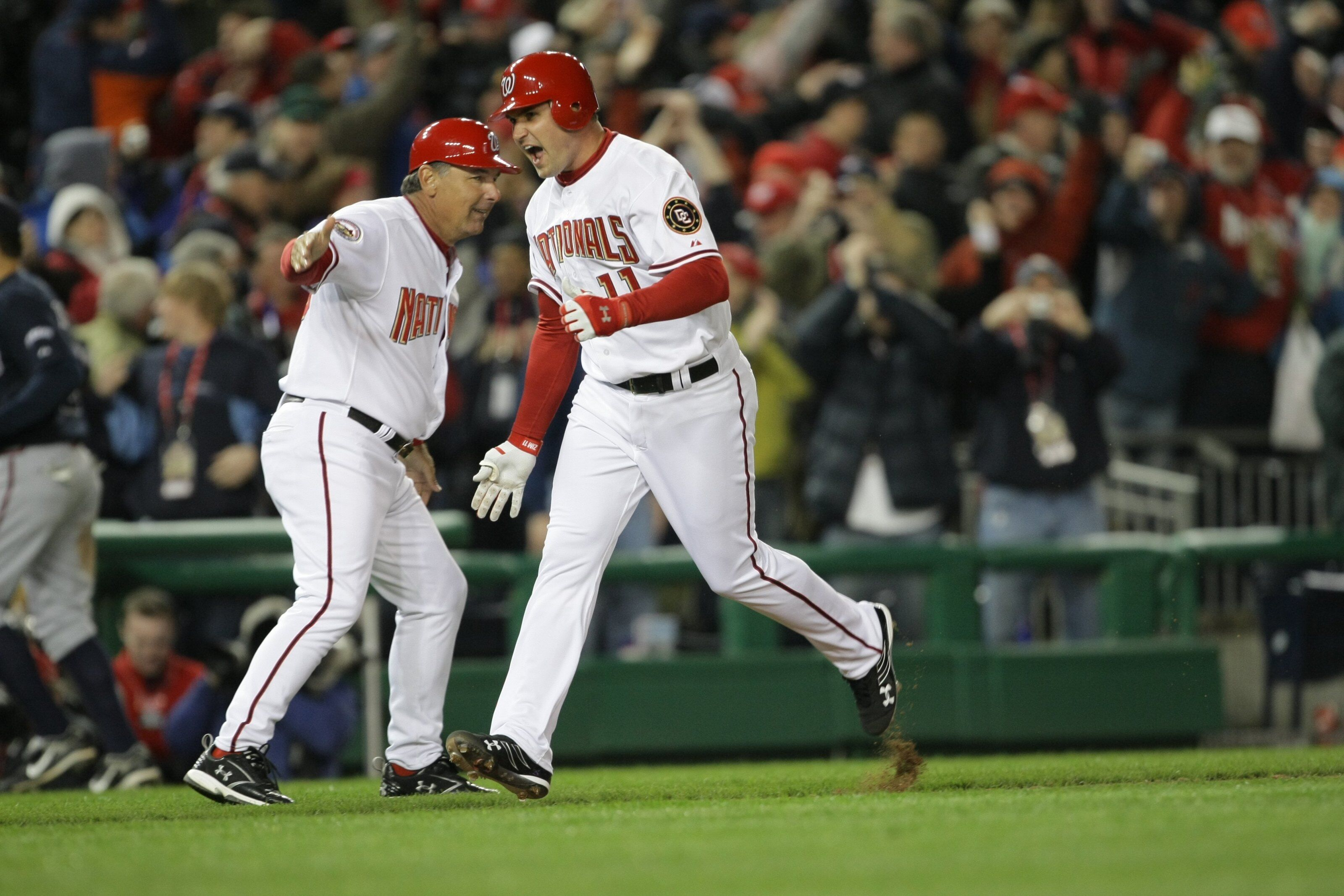 Washington Nationals: Ryan Zimmerman stayed in the fight