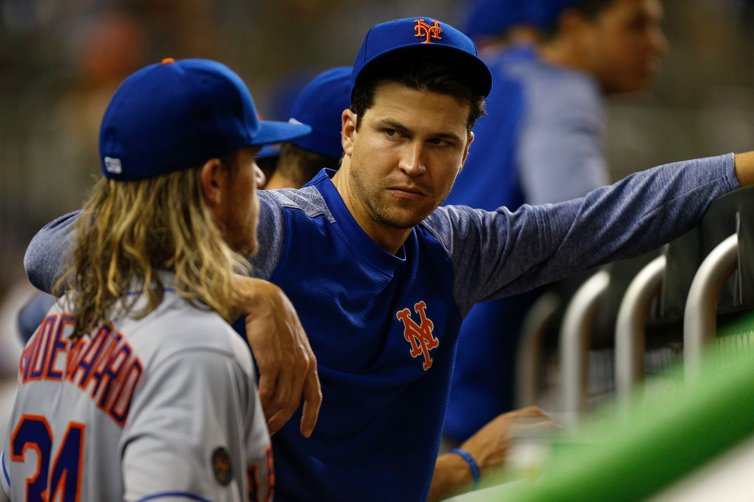 Is the Mets rotation the best in baseball (including the Yankees)?