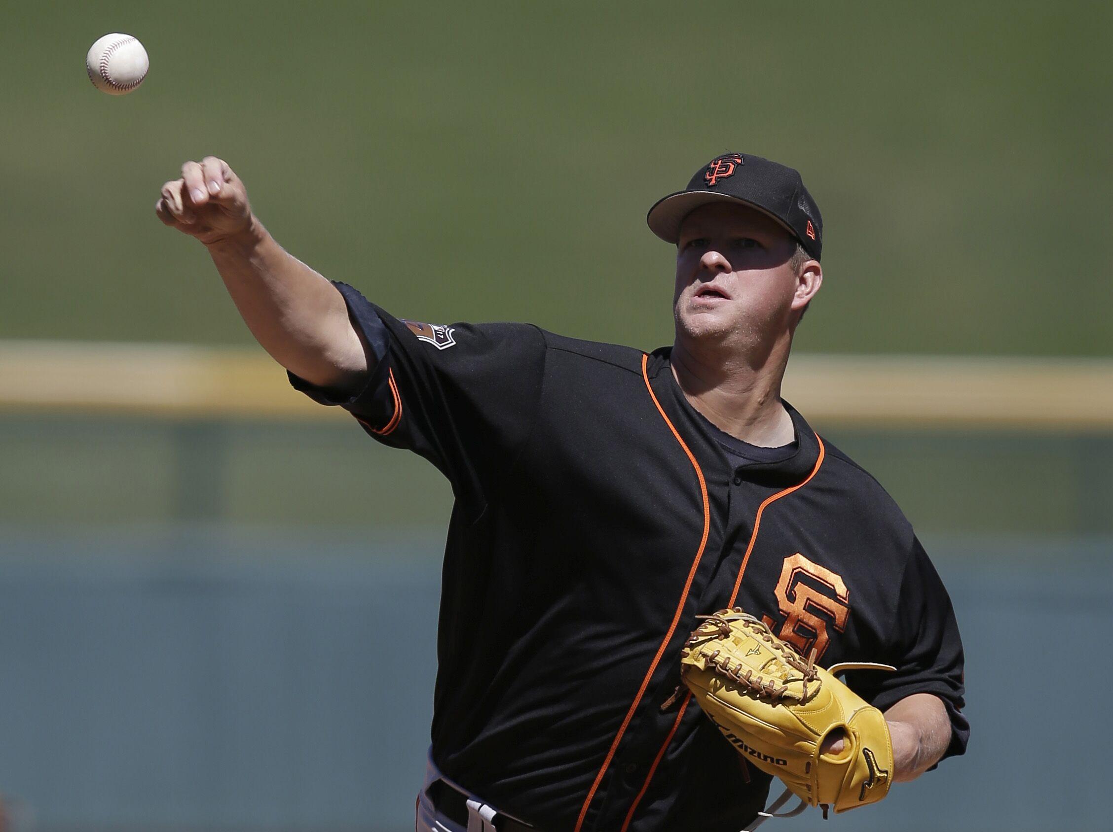 Matt Cain Is Becoming the Starter the San Francisco Giants ...